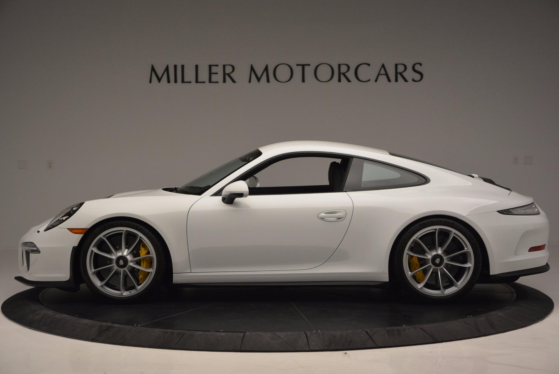 Used 2016 Porsche 911 R  For Sale In Westport, CT 643_p3