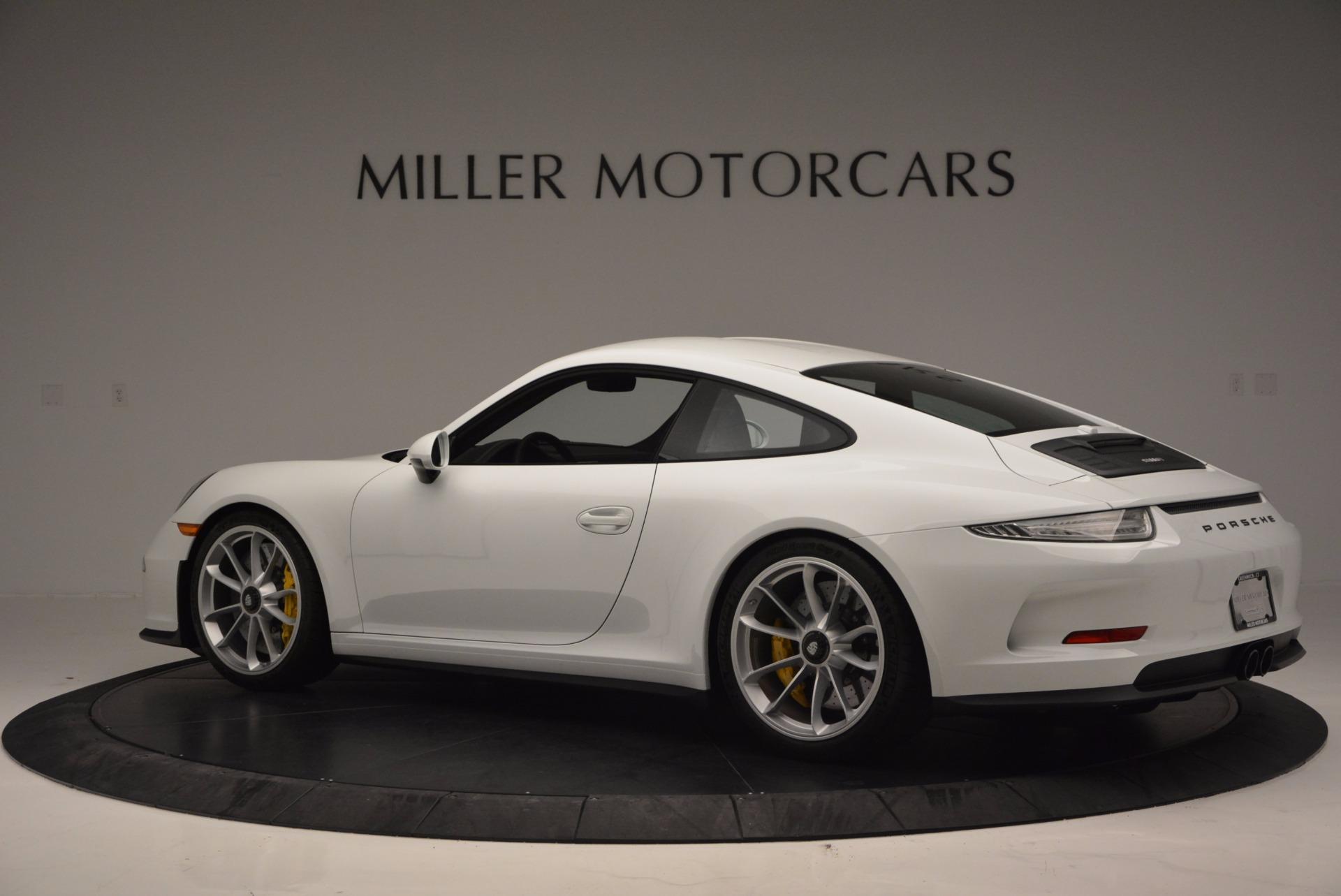 Used 2016 Porsche 911 R  For Sale In Westport, CT 643_p4
