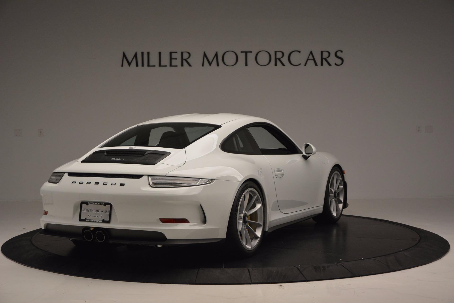 Used 2016 Porsche 911 R  For Sale In Westport, CT 643_p7