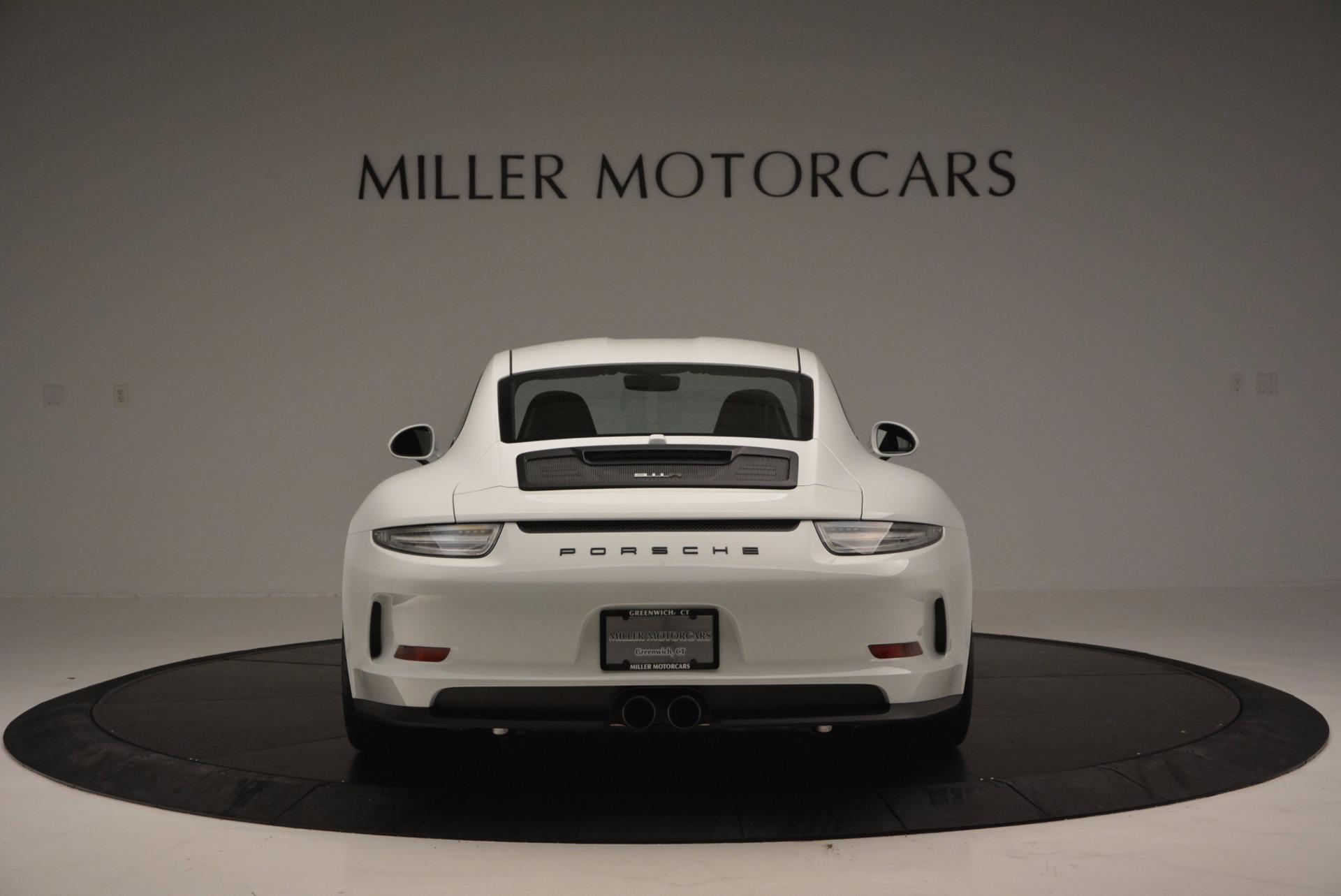 Used 2016 Porsche 911 R  For Sale In Westport, CT 643_p8