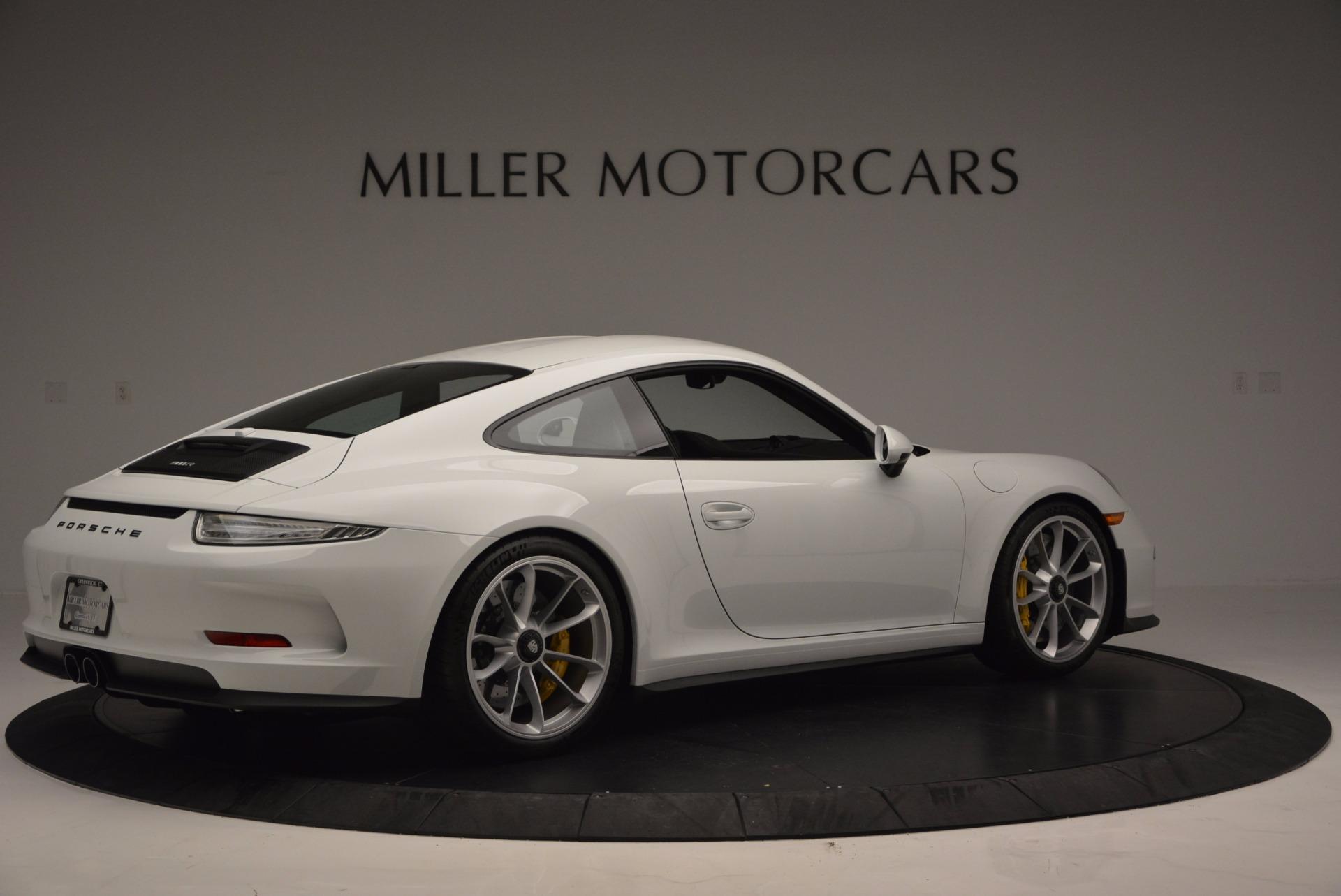 Used 2016 Porsche 911 R  For Sale In Westport, CT 643_p9