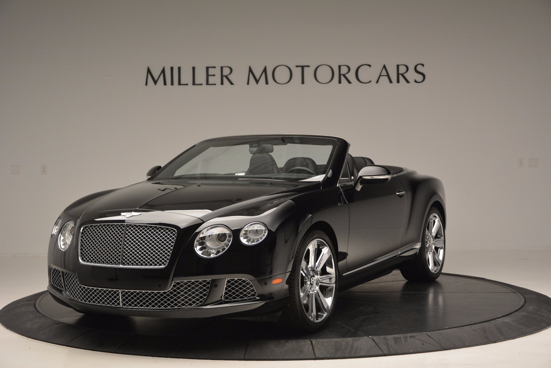Used 2013 Bentley Continental GTC  For Sale In Westport, CT 646_main