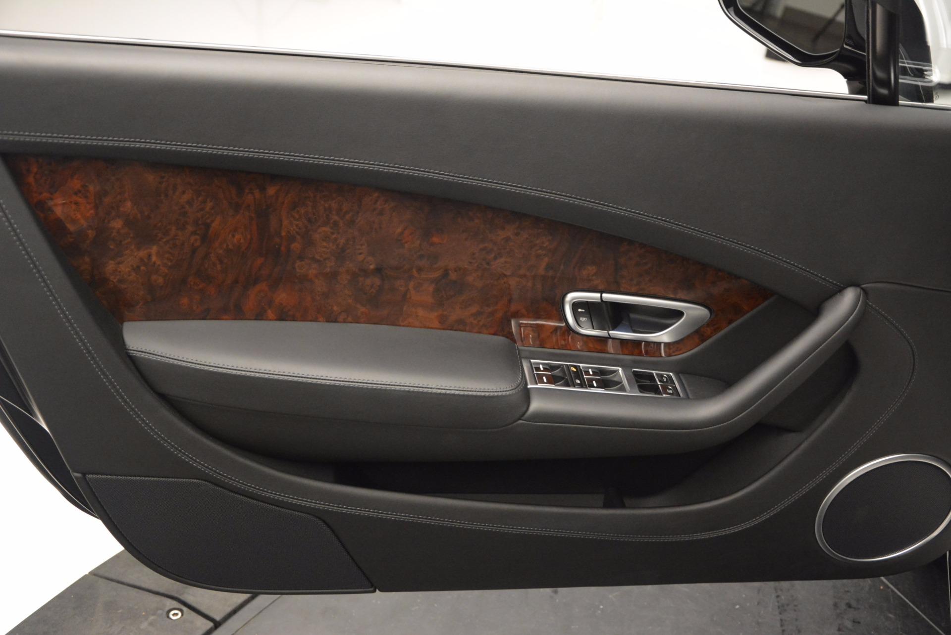 Used 2013 Bentley Continental GTC  For Sale In Westport, CT 646_p17