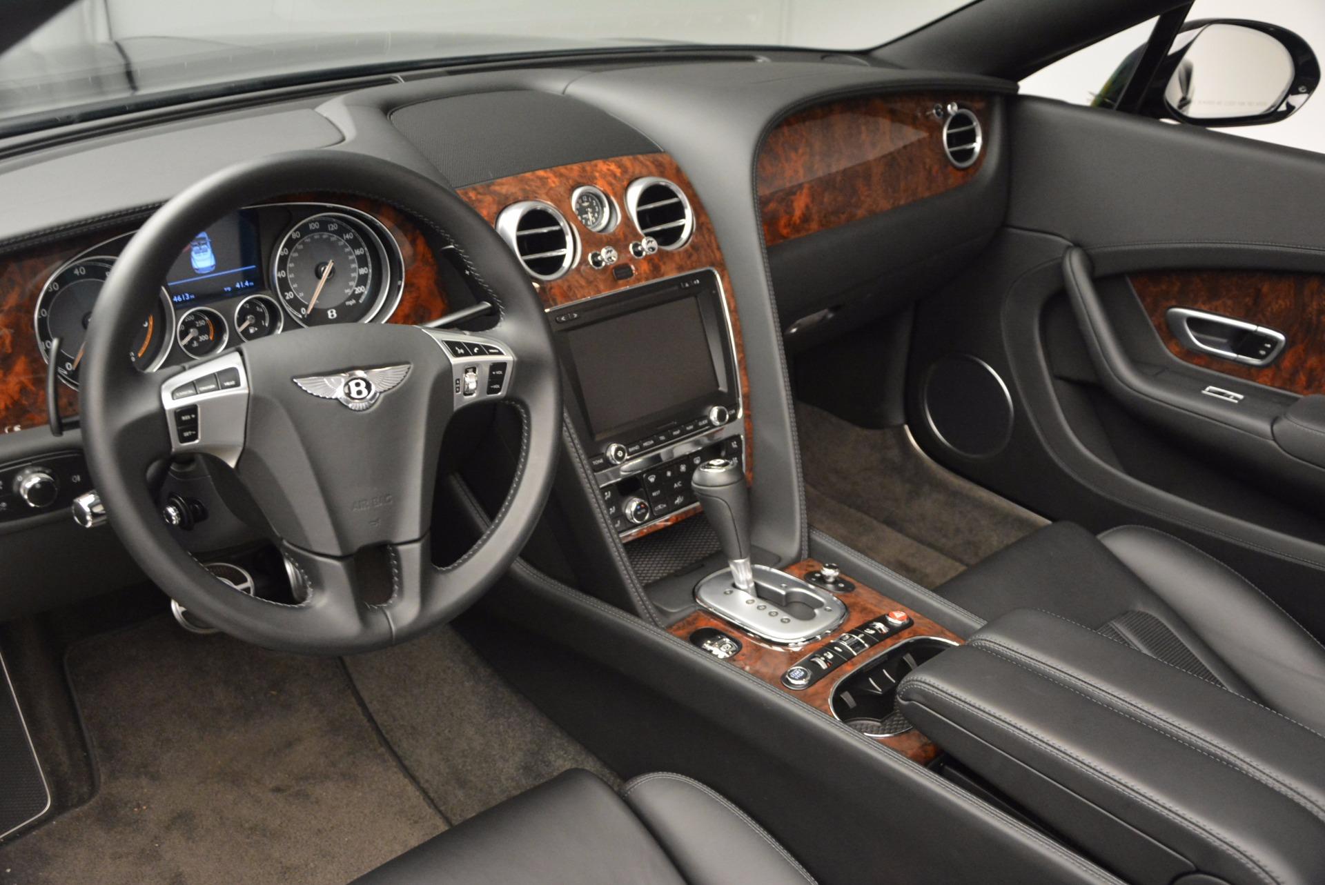 Used 2013 Bentley Continental GTC  For Sale In Westport, CT 646_p18