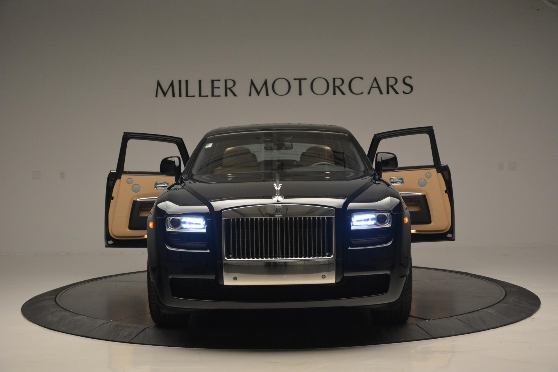 Used 2011 Rolls-Royce Ghost  For Sale In Westport, CT 648_p14