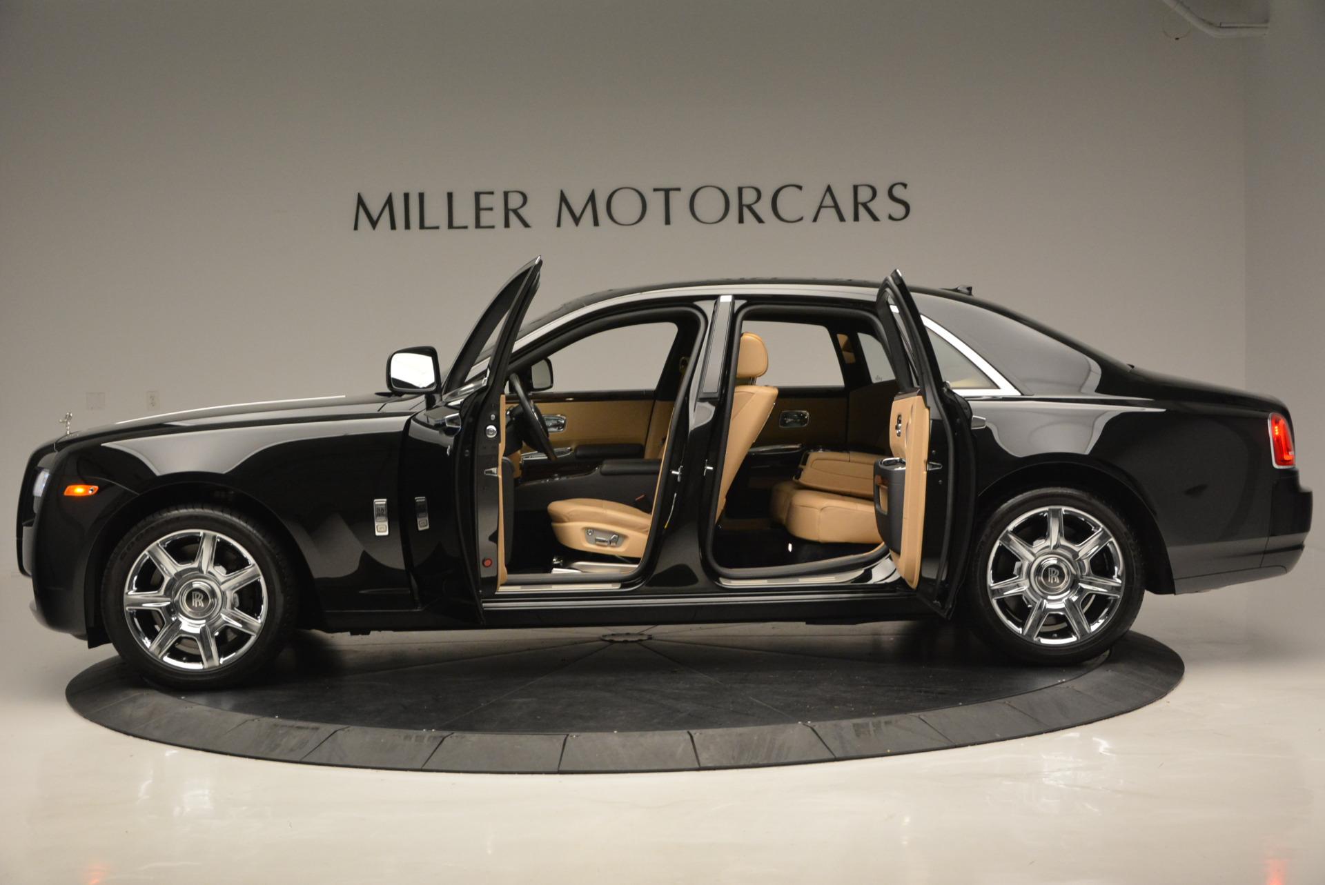 Used 2011 Rolls-Royce Ghost  For Sale In Westport, CT 648_p15