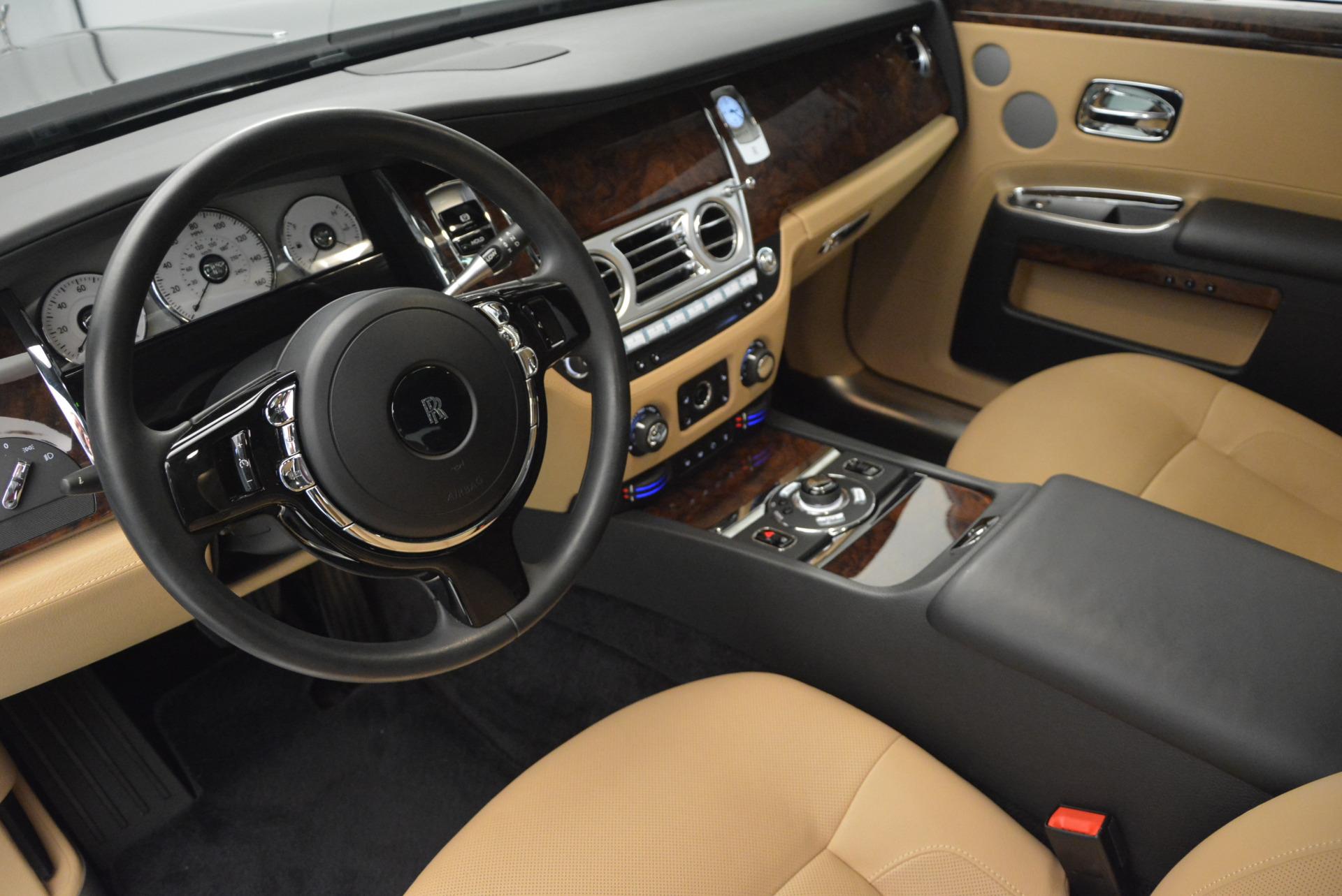 Used 2011 Rolls-Royce Ghost  For Sale In Westport, CT 648_p19