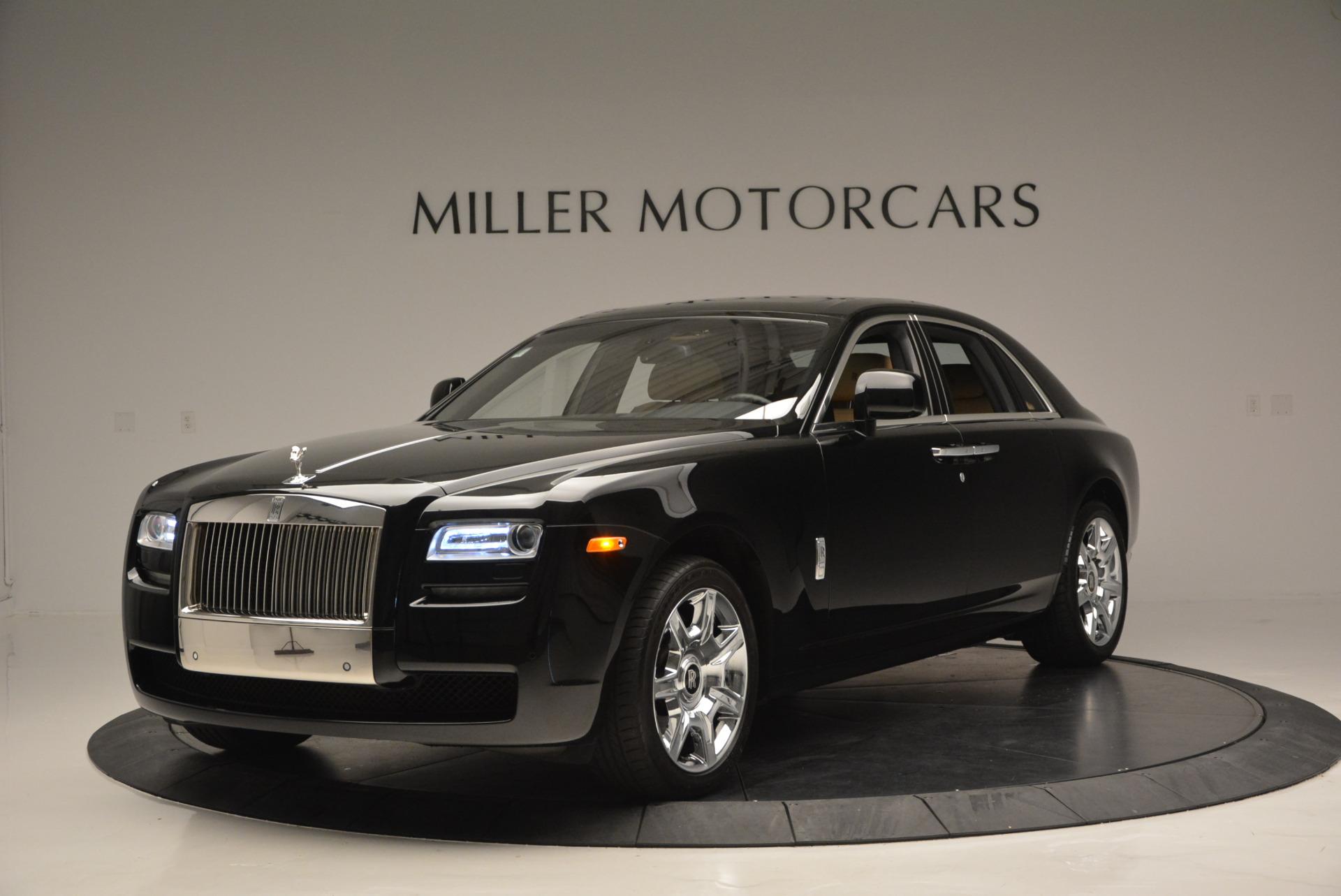 Used 2011 Rolls-Royce Ghost  For Sale In Westport, CT 648_p2