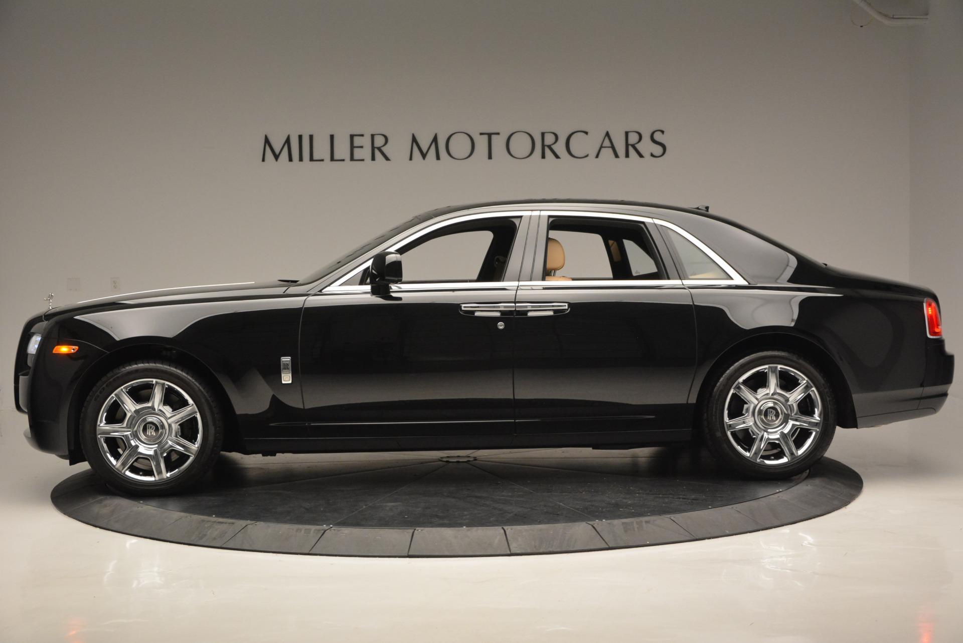 Used 2011 Rolls-Royce Ghost  For Sale In Westport, CT 648_p4