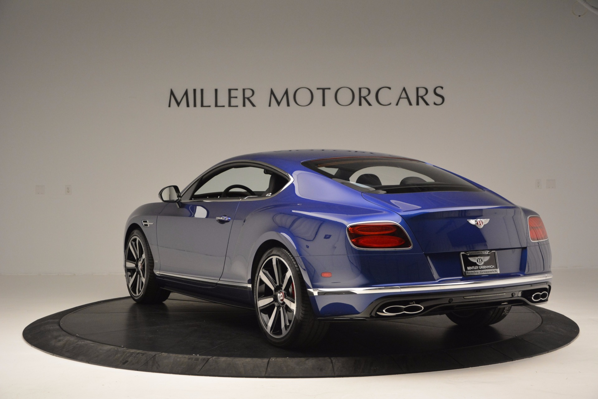 Used 2017 Bentley Continental GT V8 S For Sale In Westport, CT 649_p5
