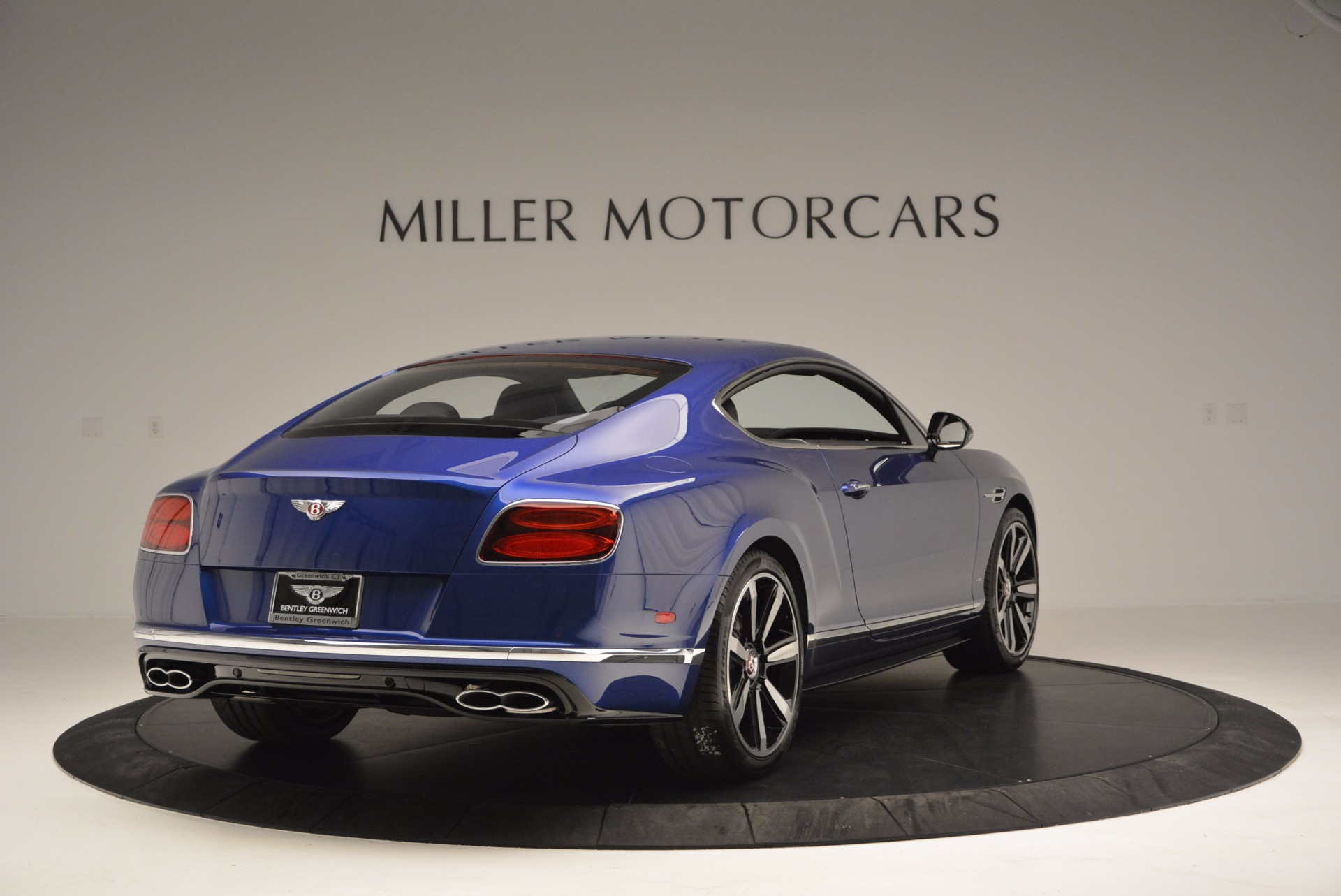 Used 2017 Bentley Continental GT V8 S For Sale In Westport, CT 649_p7