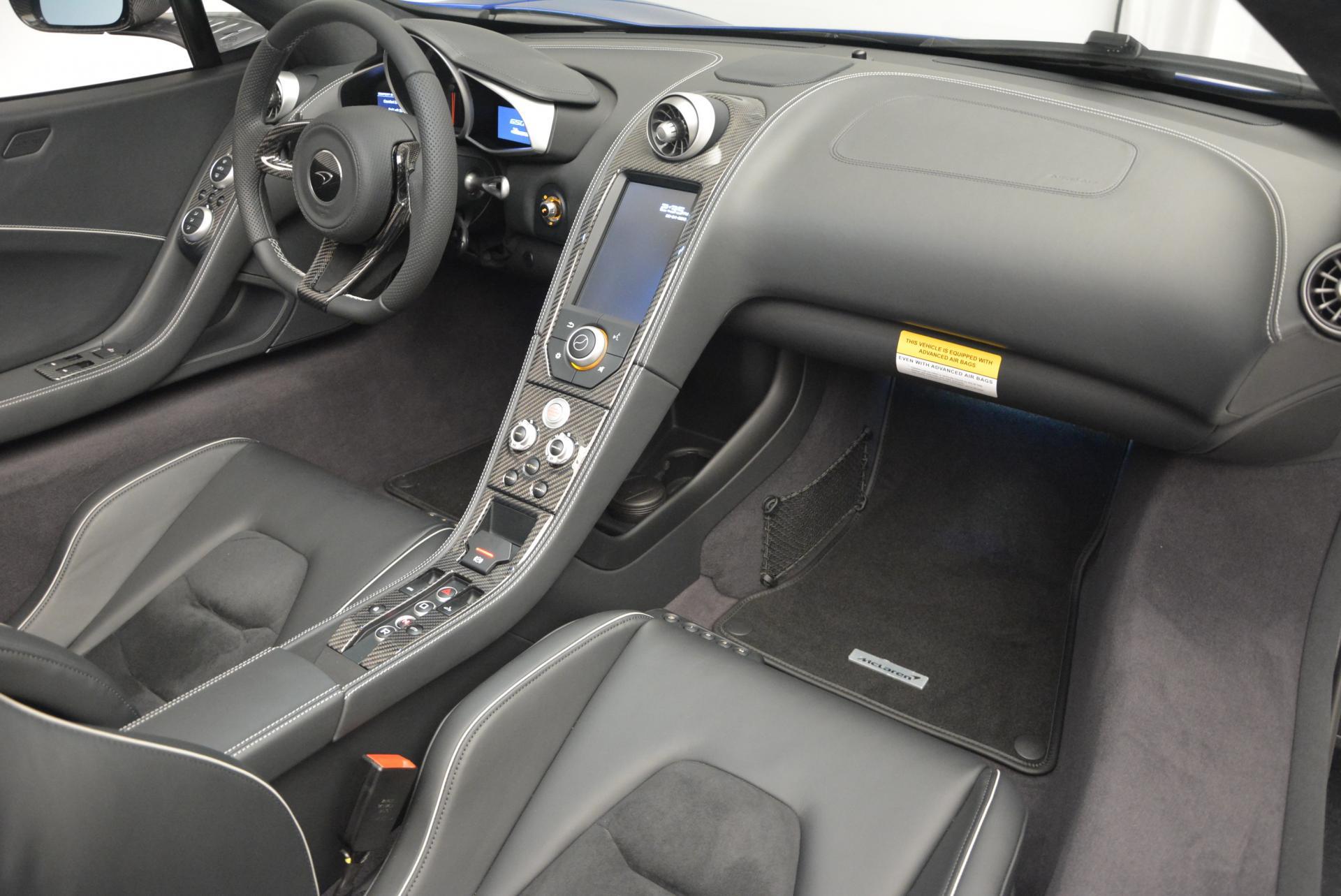 Used 2016 McLaren 650S Spider  For Sale In Westport, CT 65_p25