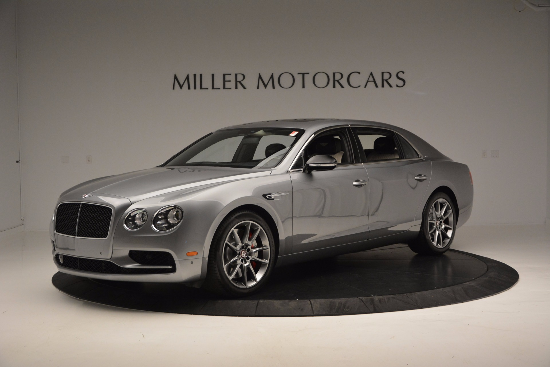 New 2017 Bentley Flying Spur V8 S  For Sale In Westport, CT 651_p3