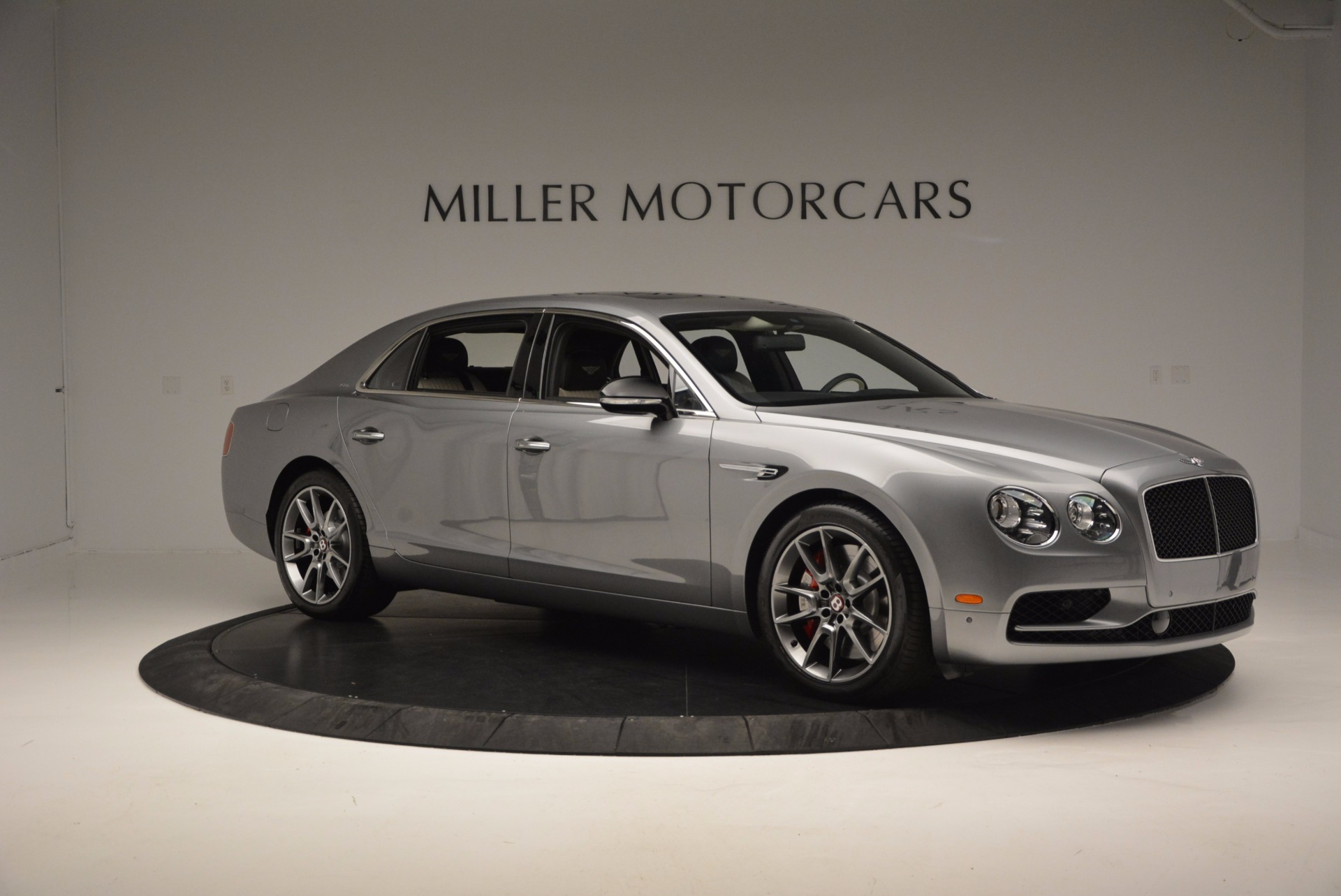 New 2017 Bentley Flying Spur V8 S  For Sale In Westport, CT 651_p9