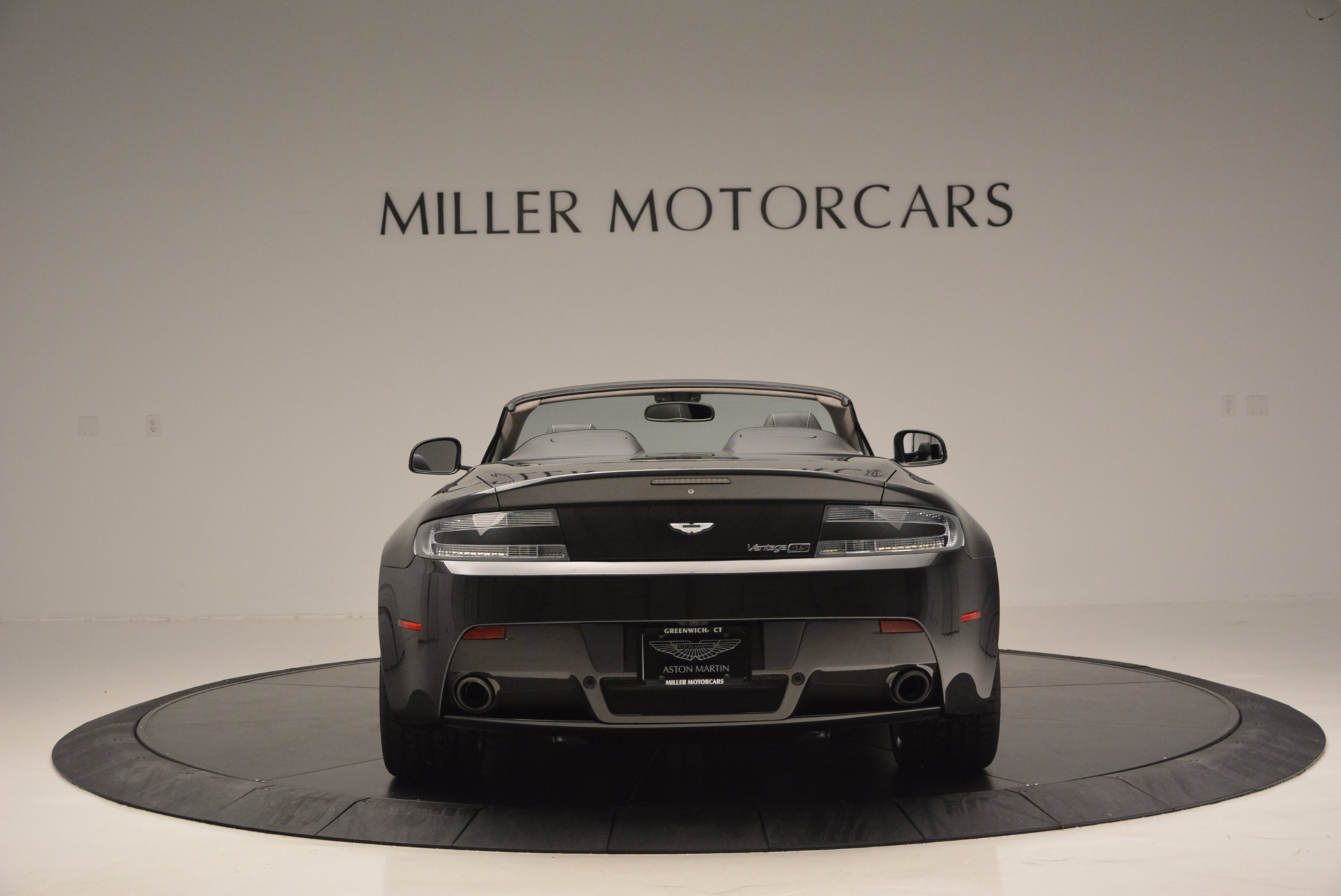 Used 2016 Aston Martin V8 Vantage S Roadster For Sale In Westport, CT 652_p12