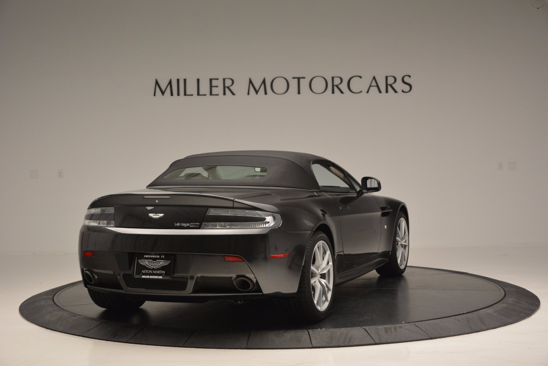 Used 2016 Aston Martin V8 Vantage S Roadster For Sale In Westport, CT 652_p19