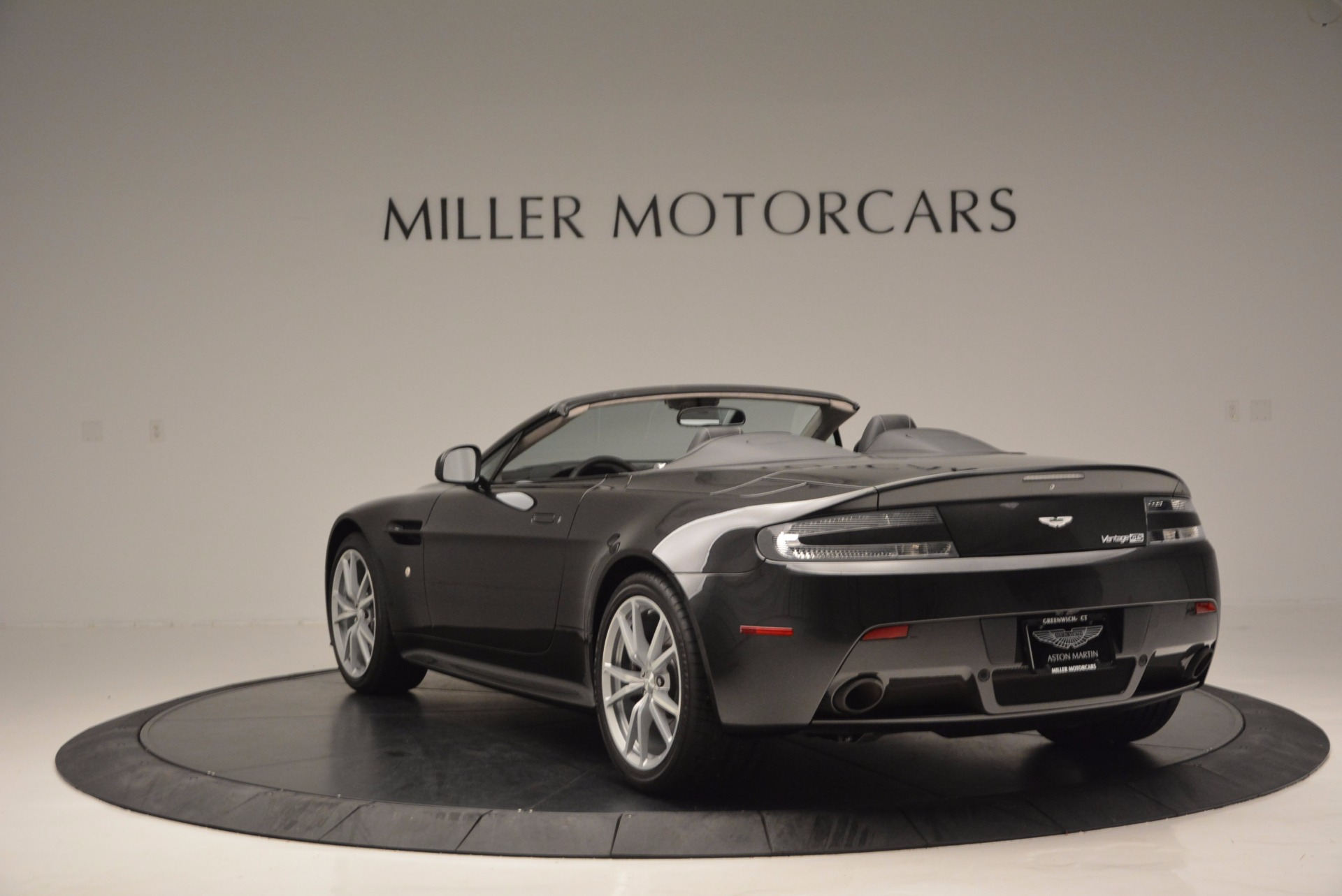 Used 2016 Aston Martin V8 Vantage S Roadster For Sale In Westport, CT 652_p5