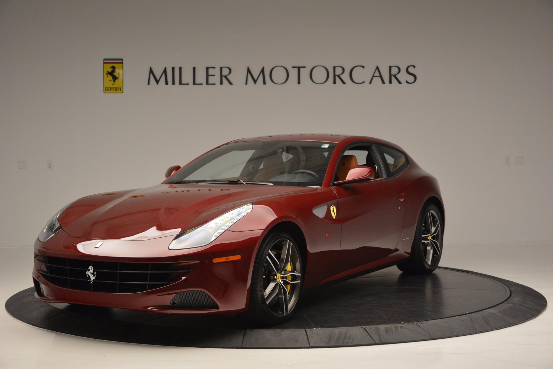 Used 2015 Ferrari FF  For Sale In Westport, CT 654_main