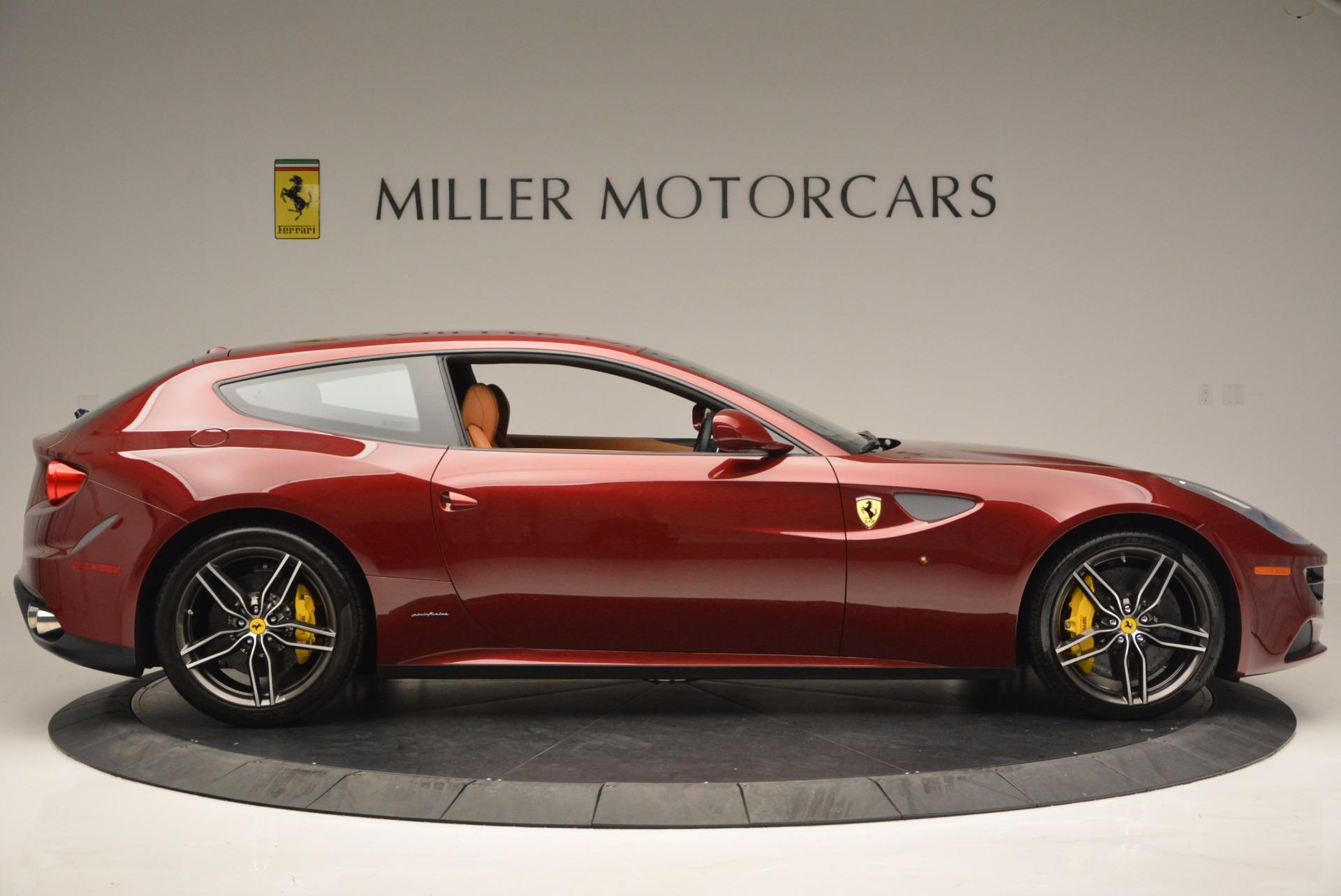 Used 2015 Ferrari FF  For Sale In Westport, CT 654_p12