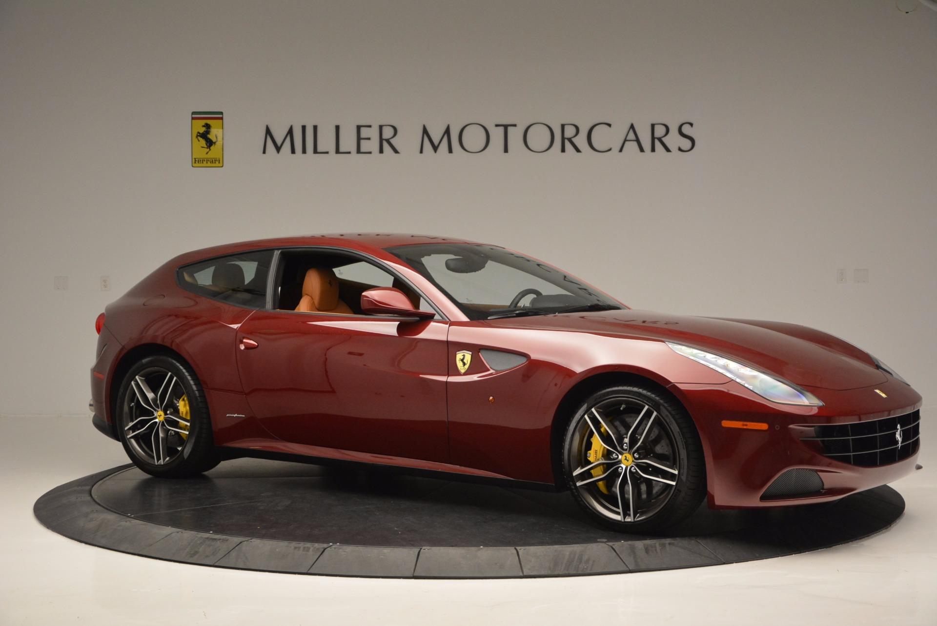 Used 2015 Ferrari FF  For Sale In Westport, CT 654_p13