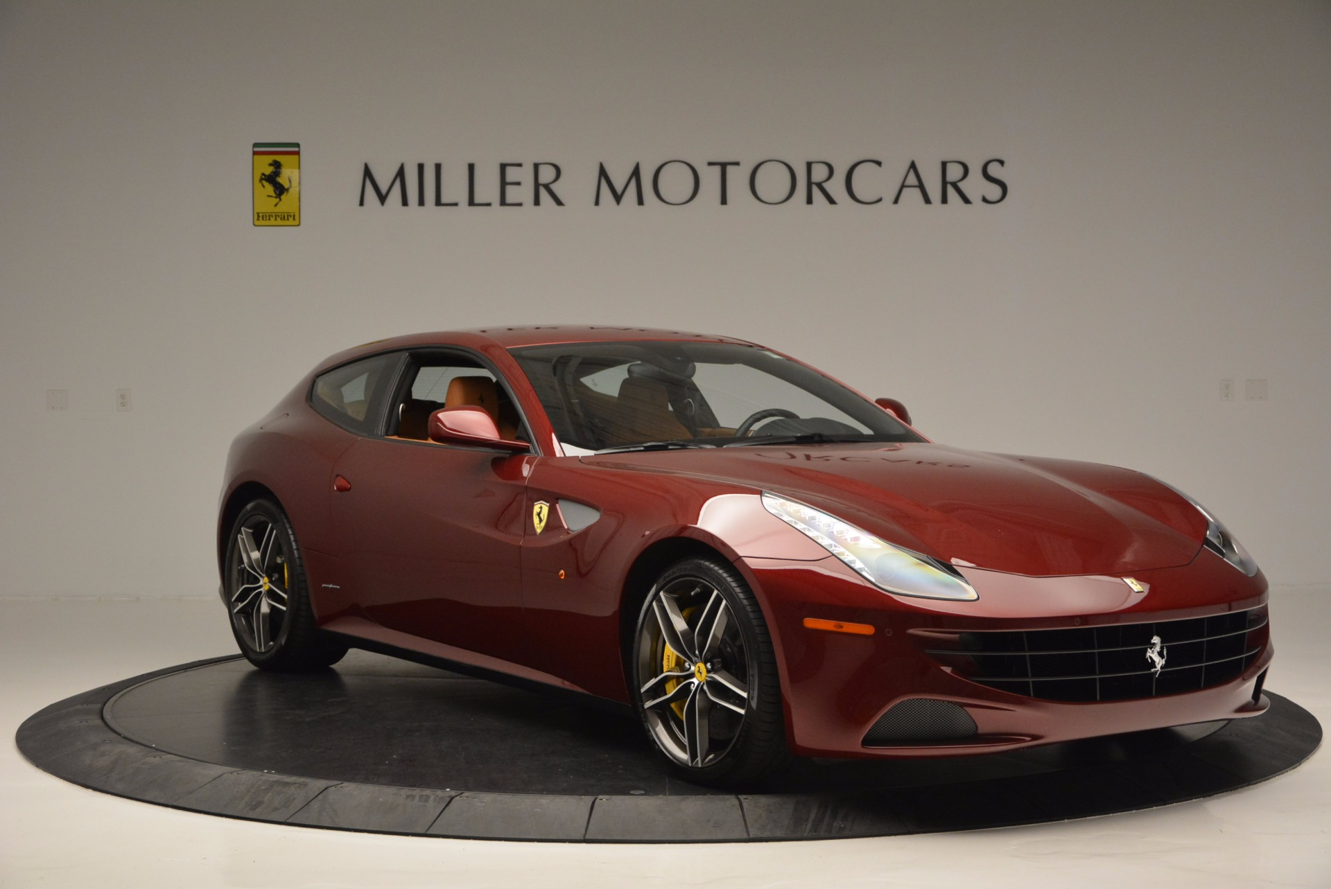 Used 2015 Ferrari FF  For Sale In Westport, CT 654_p14