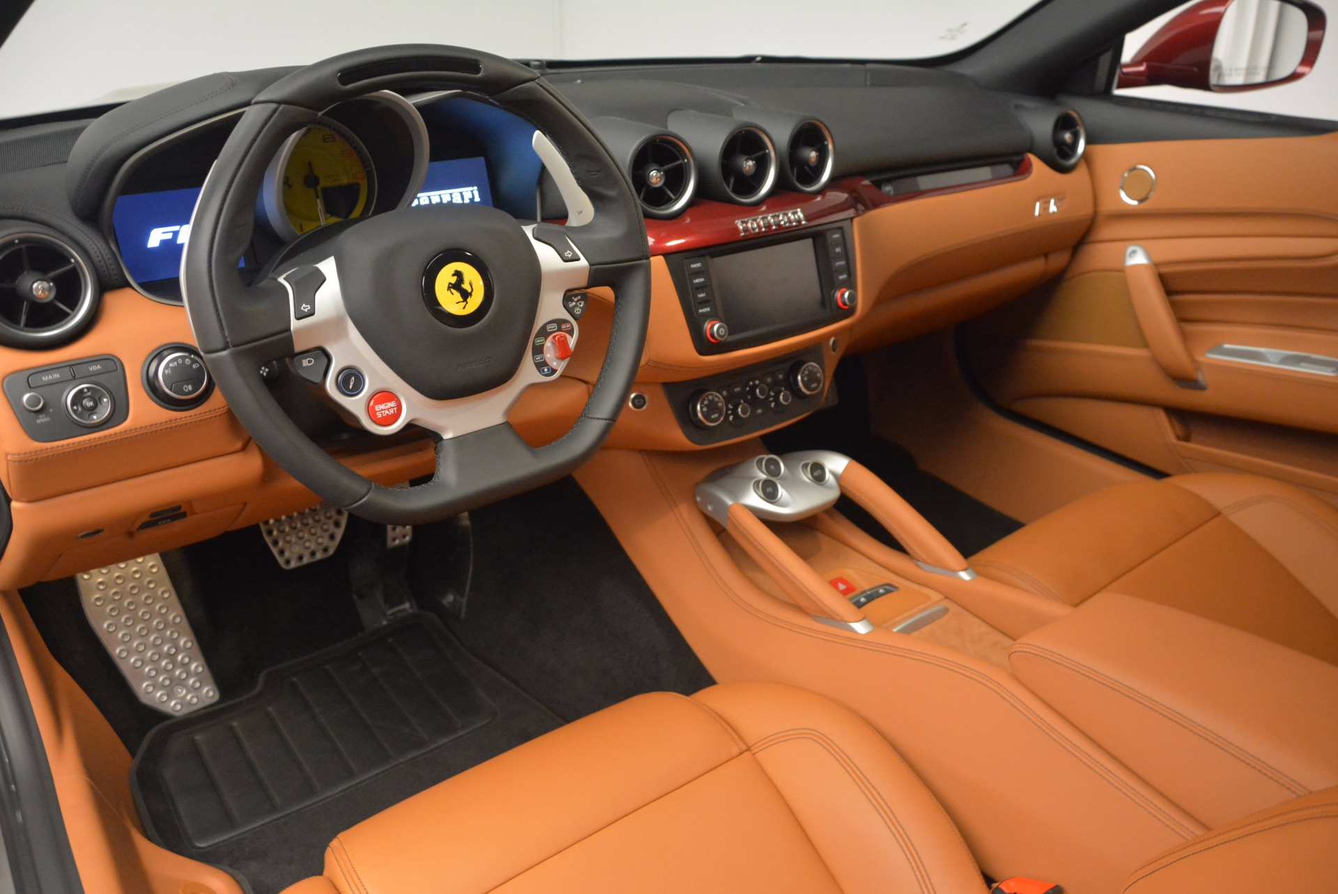 Used 2015 Ferrari FF  For Sale In Westport, CT 654_p16