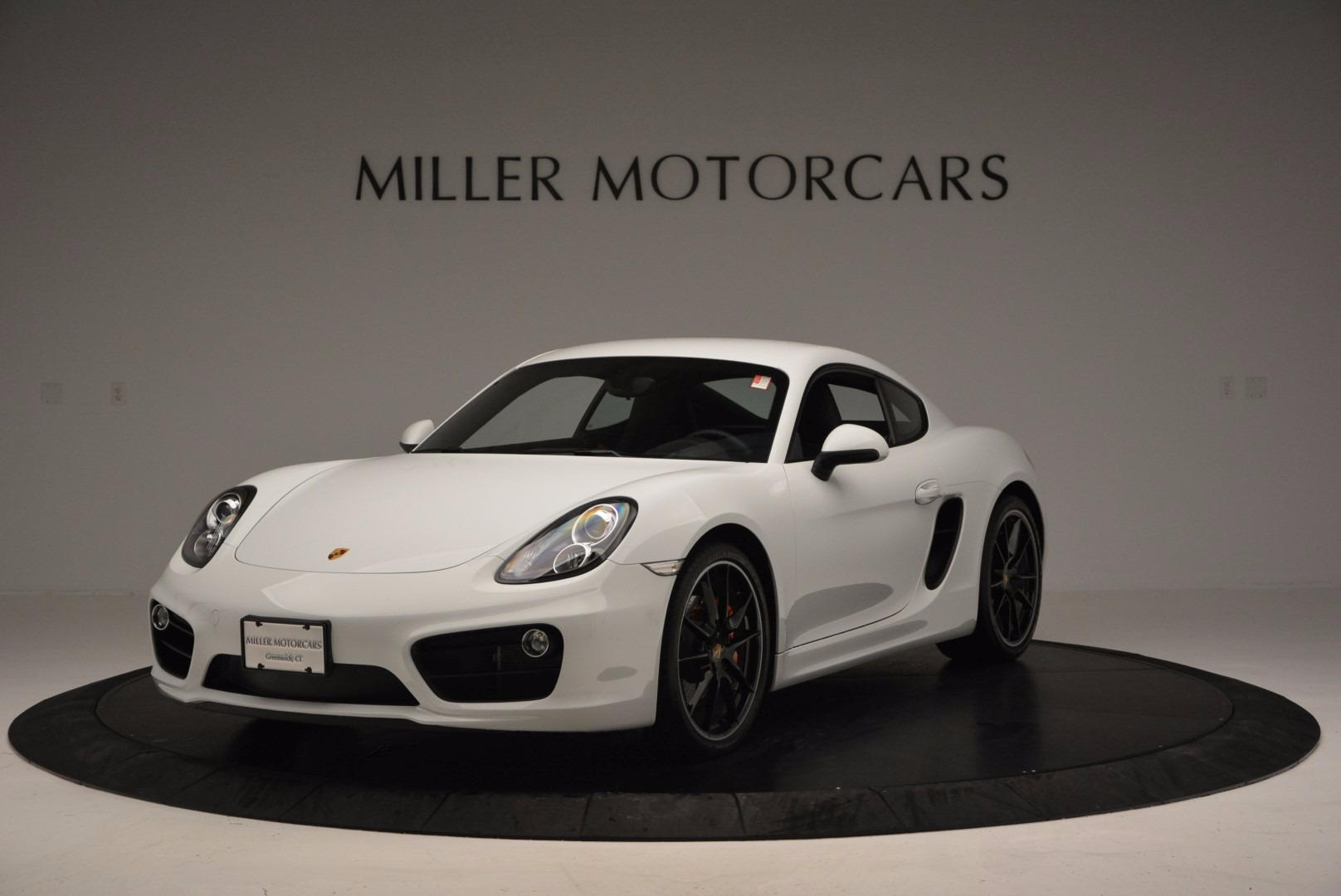 Used 2014 Porsche Cayman S For Sale In Westport, CT 657_main