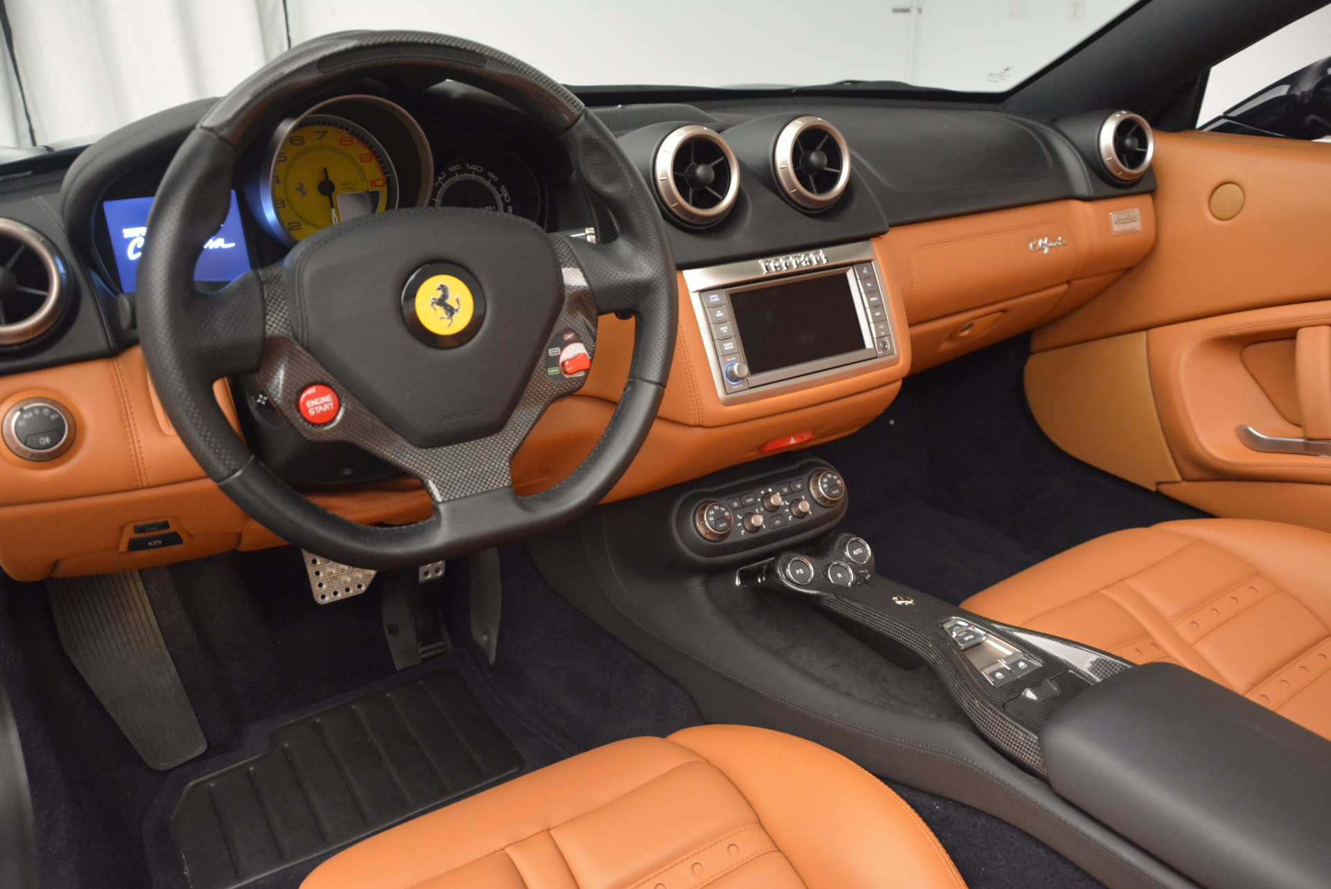 Used 2010 Ferrari California  For Sale In Westport, CT 659_p25