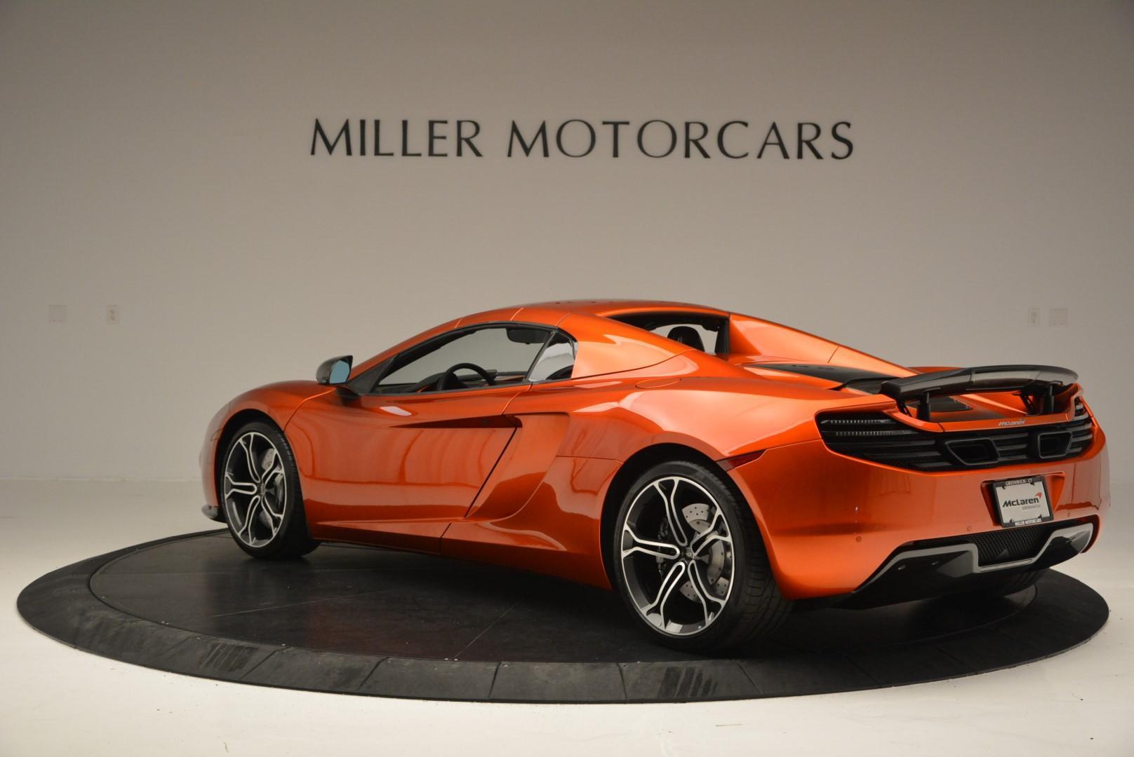 Used 2013 McLaren MP4-12C Base For Sale In Westport, CT 66_p15