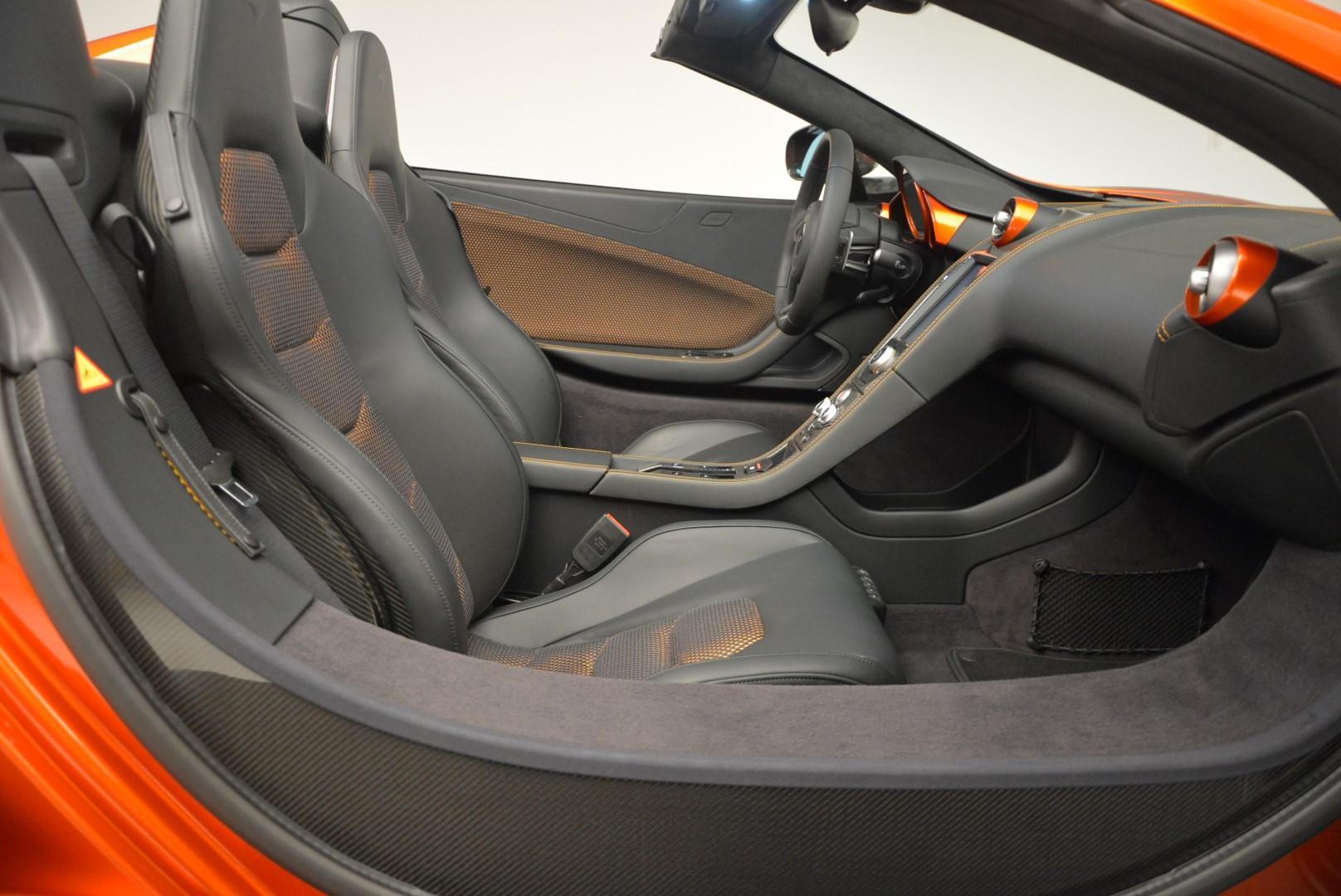 Used 2013 McLaren MP4-12C Base For Sale In Westport, CT 66_p26
