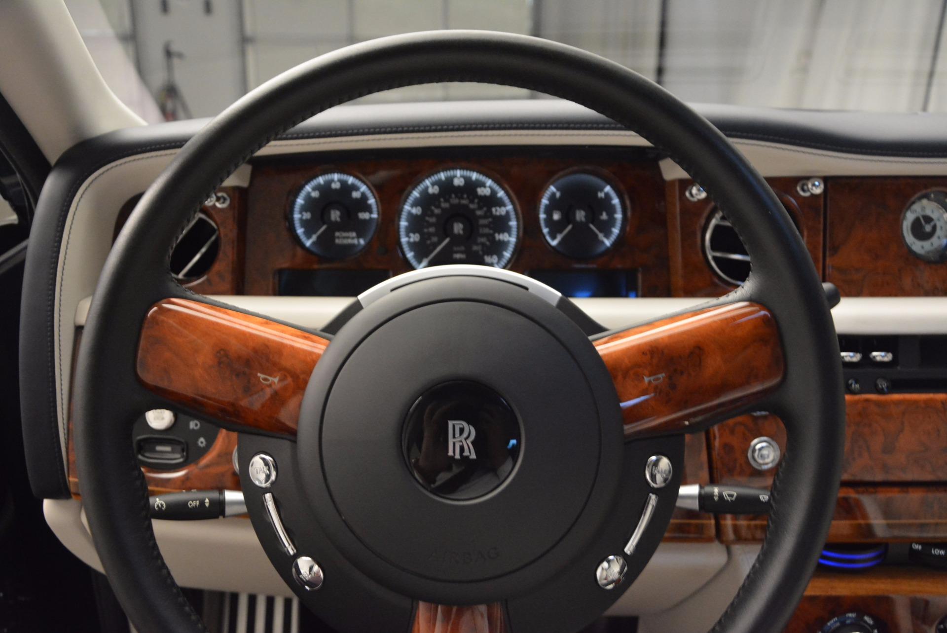Used 2011 Rolls-Royce Phantom  For Sale In Westport, CT 661_p13