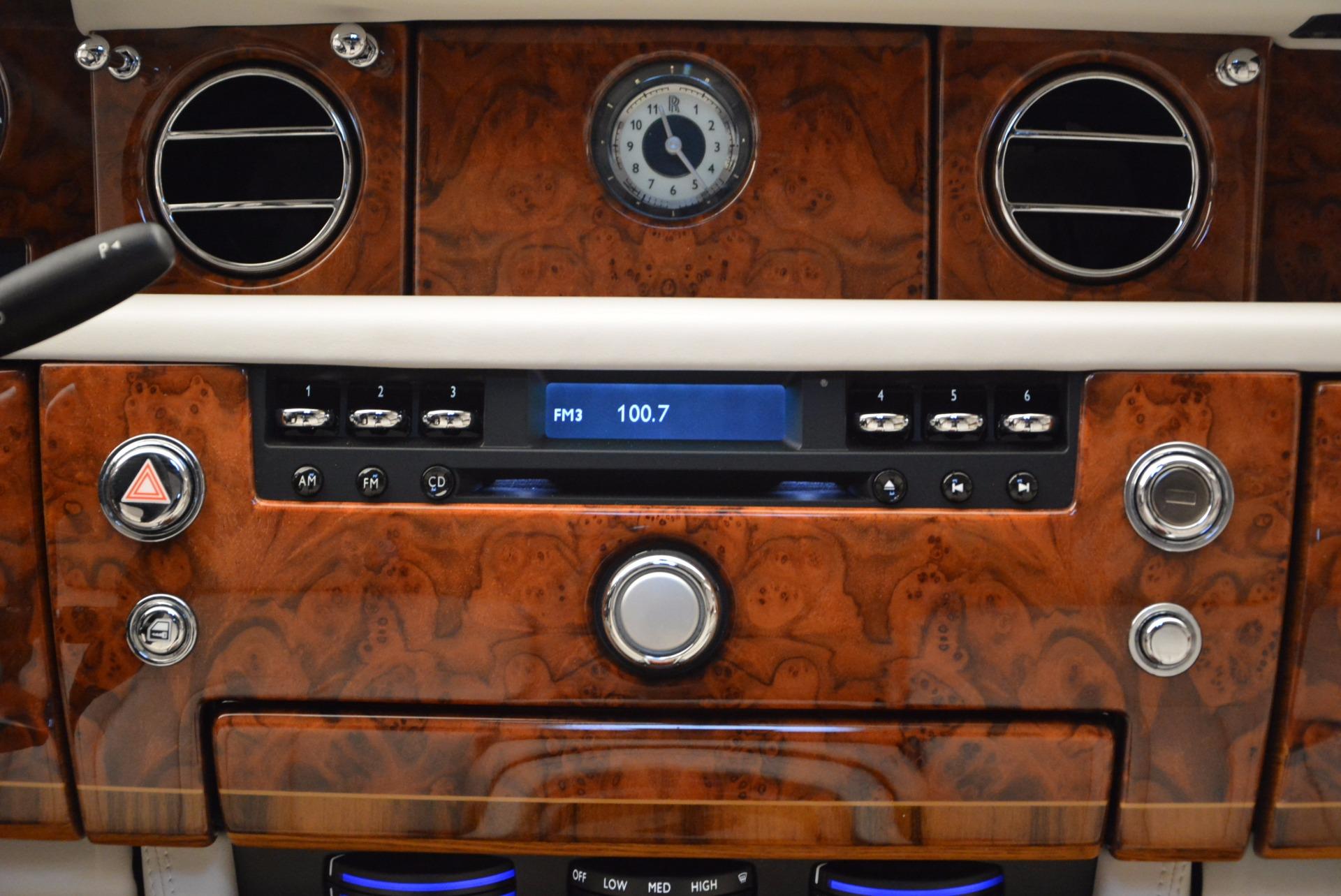 Used 2011 Rolls-Royce Phantom  For Sale In Westport, CT 661_p14