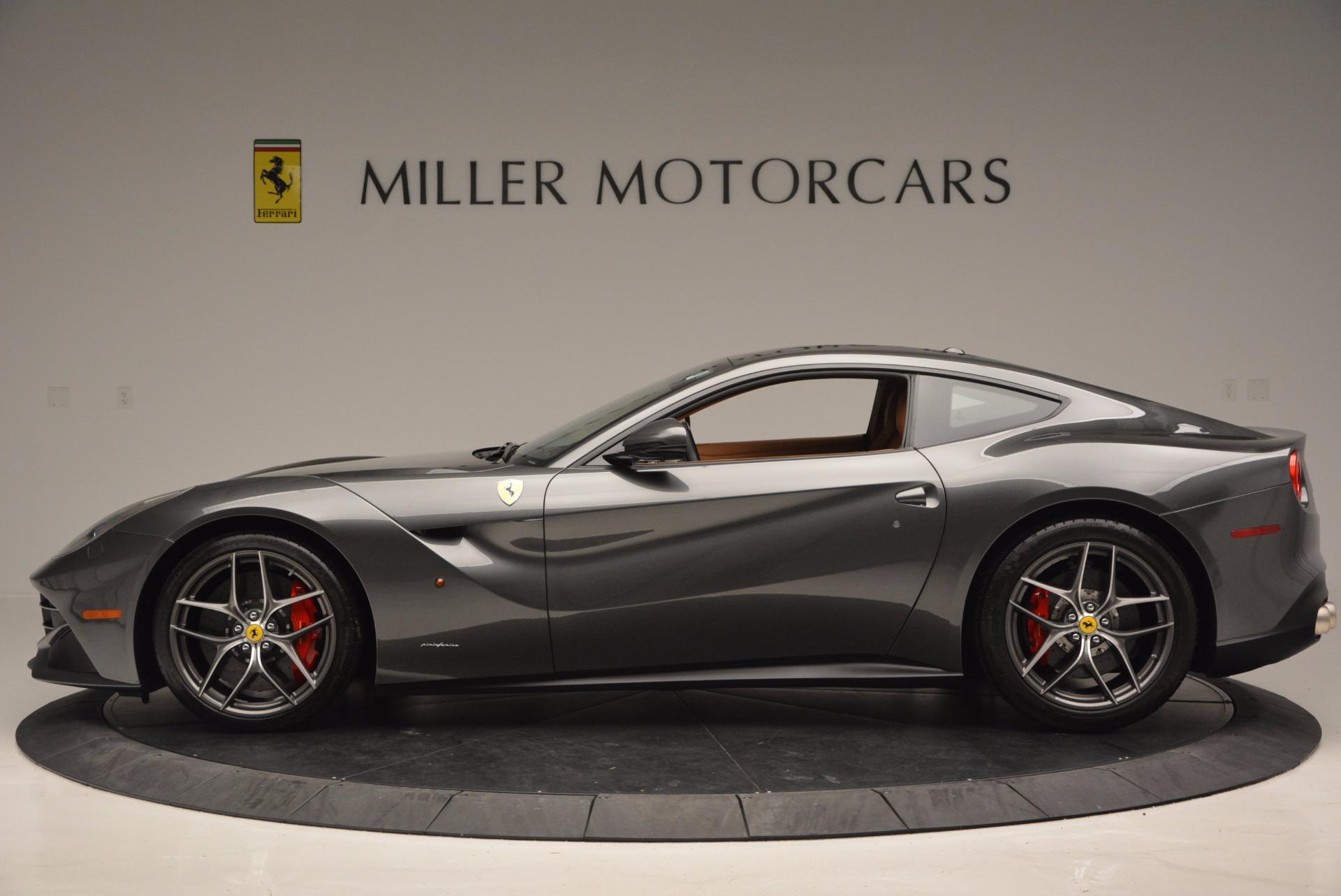 Used 2014 Ferrari F12 Berlinetta  For Sale In Westport, CT 664_p3