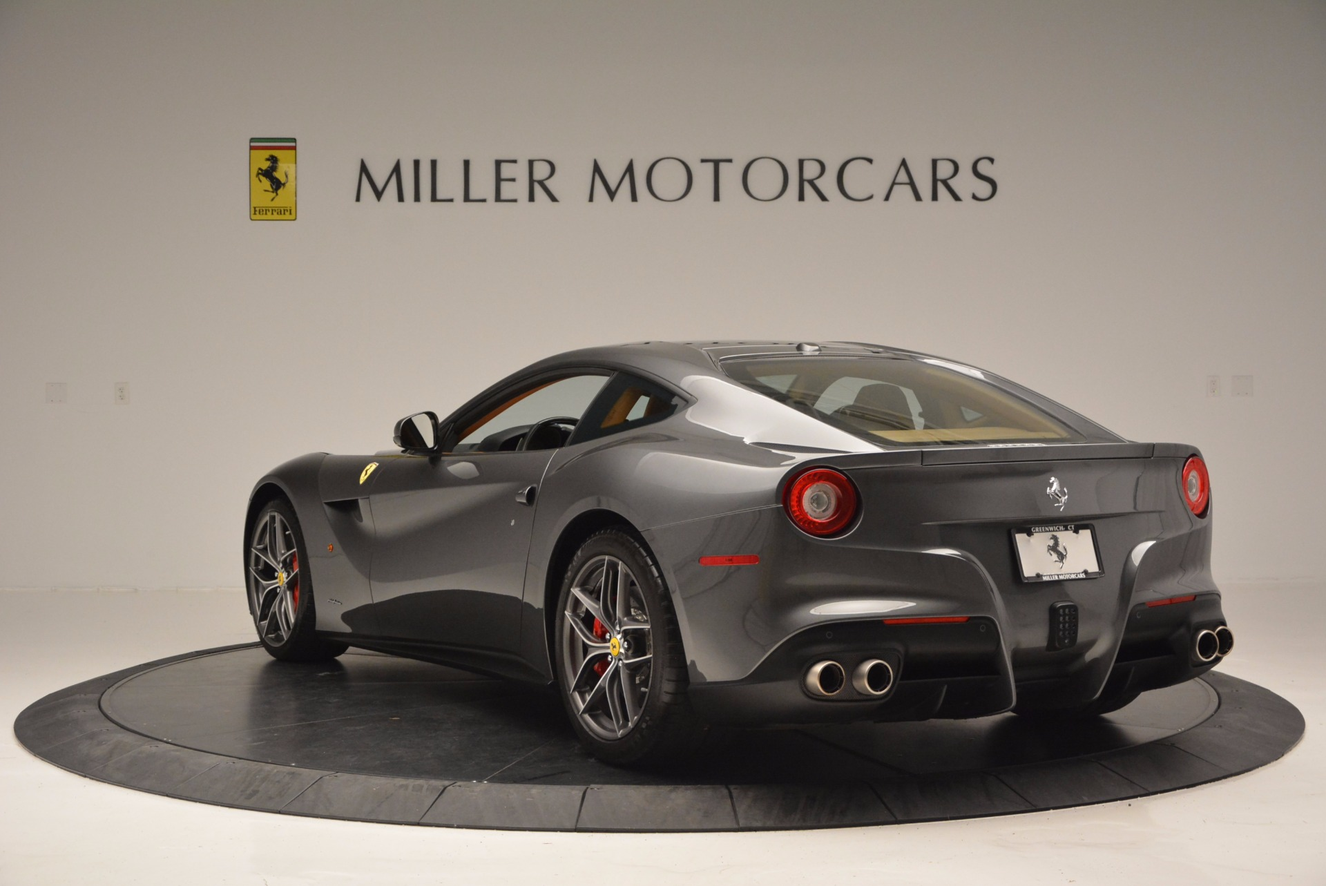 Used 2014 Ferrari F12 Berlinetta  For Sale In Westport, CT 664_p5