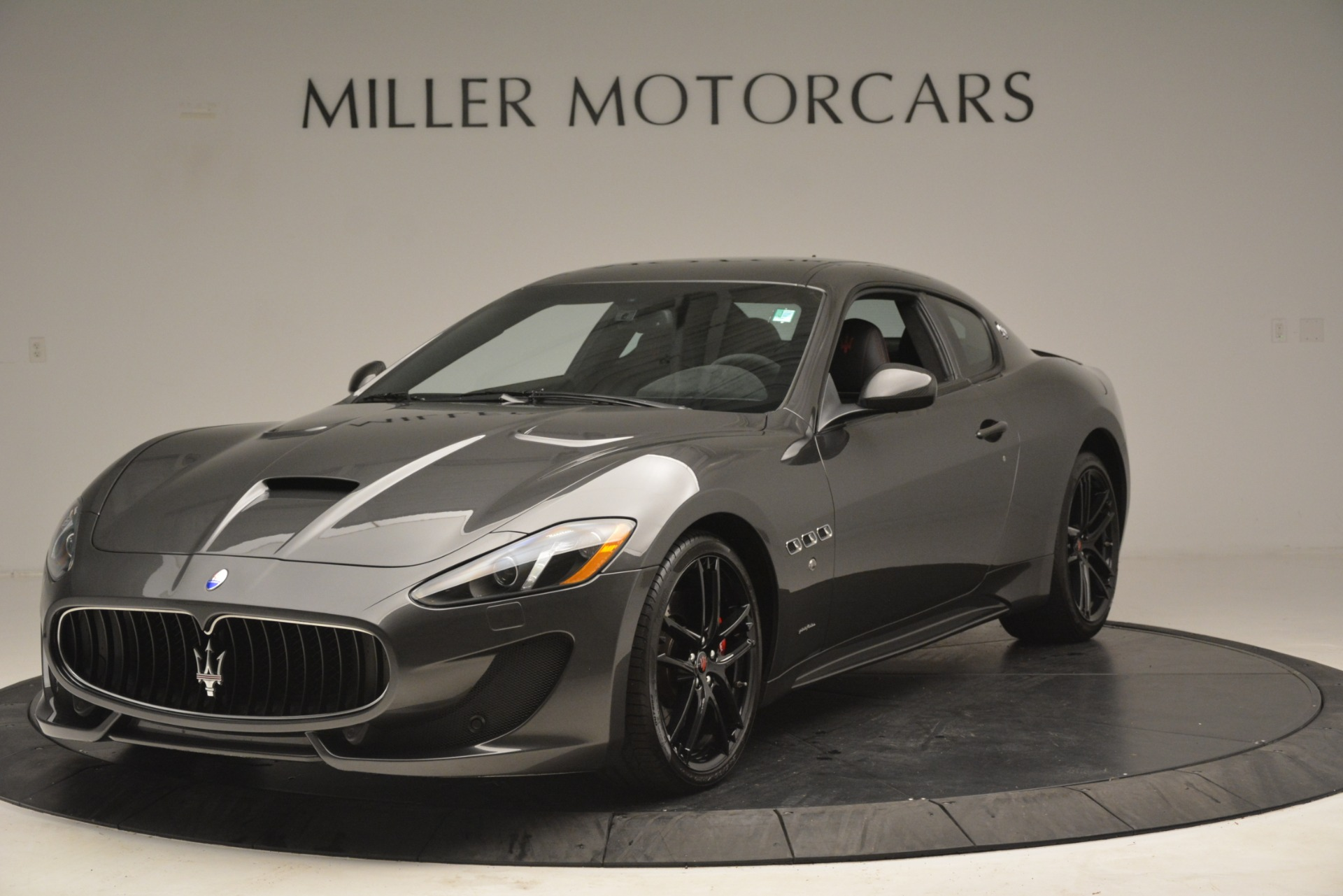 Used 2017 Maserati GranTurismo GT Sport Special Edition For Sale In Westport, CT