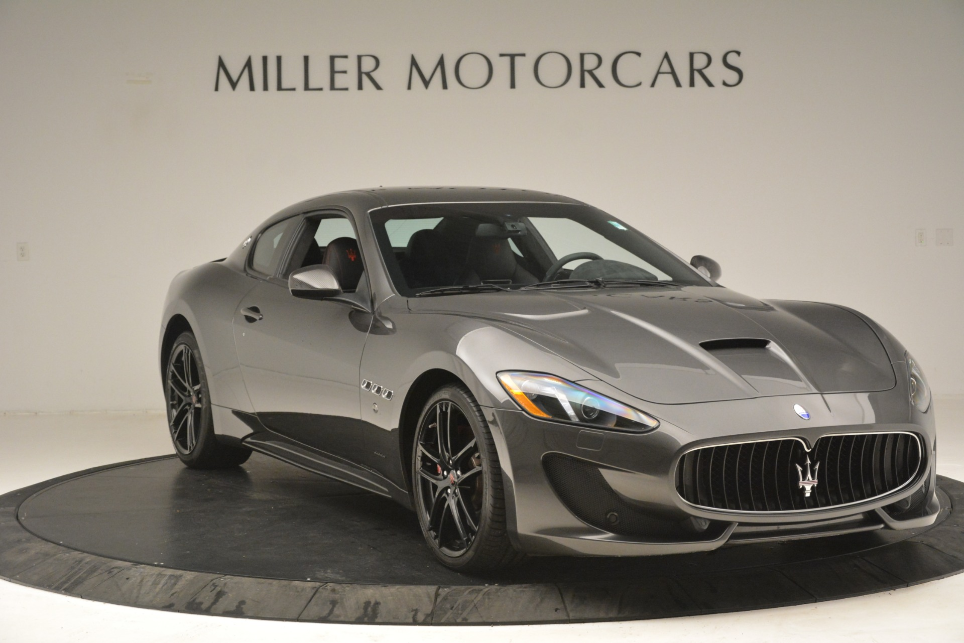 Used 2017 Maserati GranTurismo GT Sport Special Edition For Sale In Westport, CT 665_p11