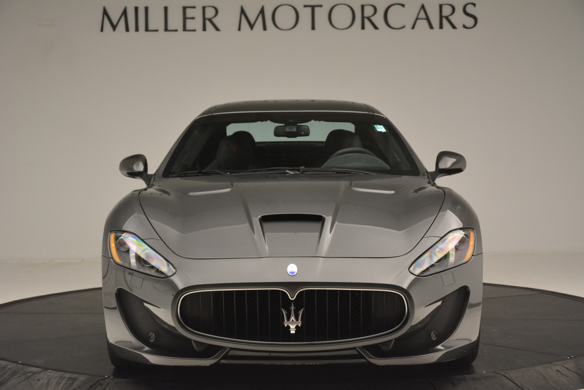 Used 2017 Maserati GranTurismo GT Sport Special Edition For Sale In Westport, CT 665_p12