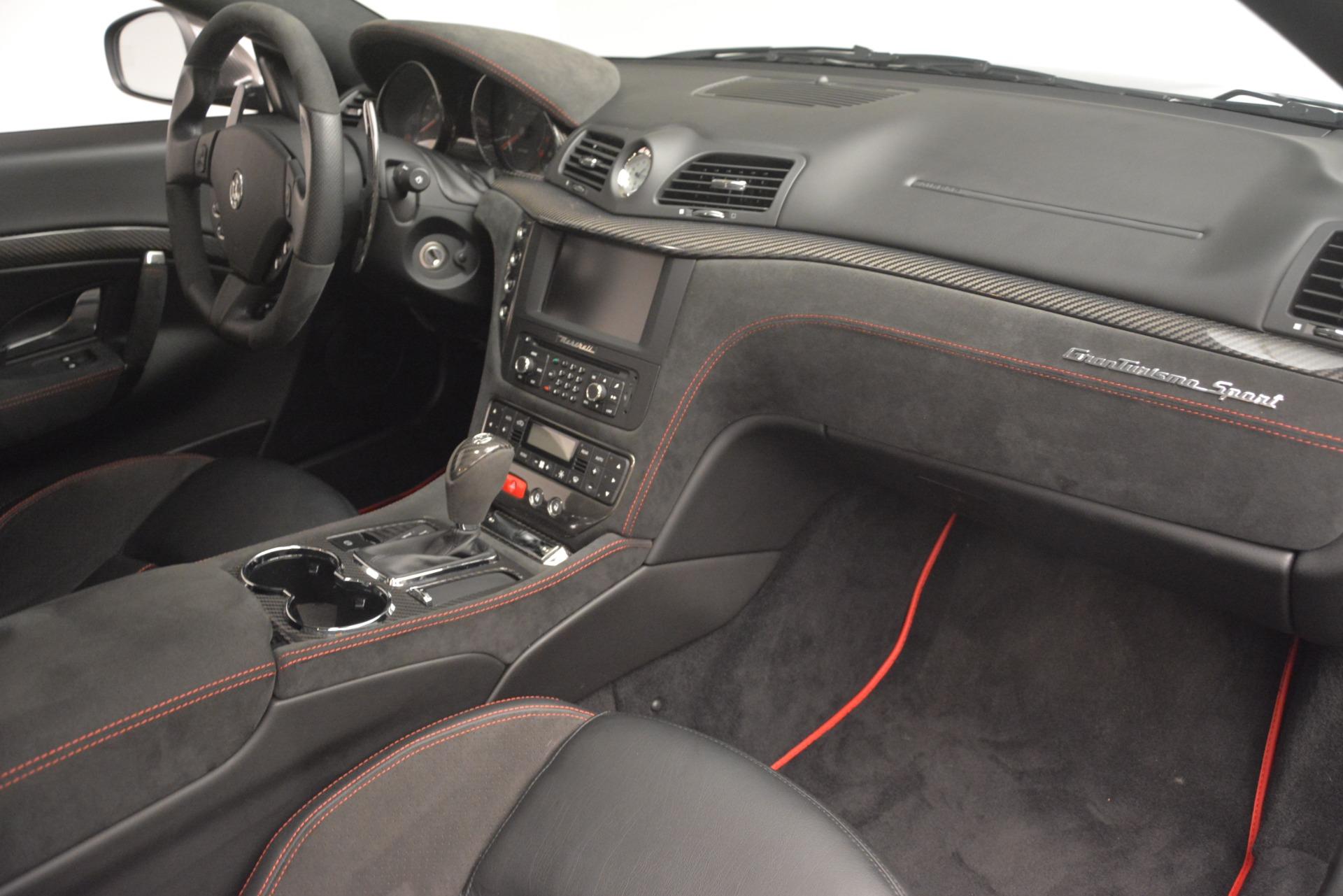 Used 2017 Maserati GranTurismo GT Sport Special Edition For Sale In Westport, CT 665_p20