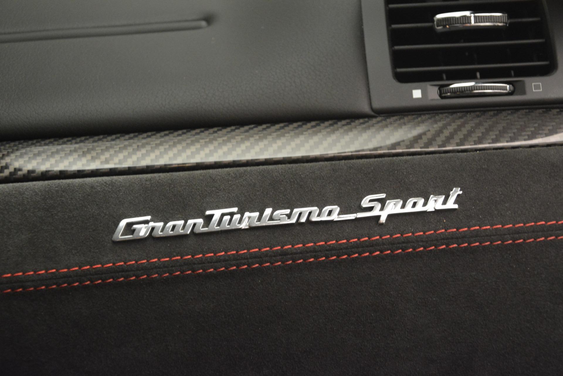 Used 2017 Maserati GranTurismo GT Sport Special Edition For Sale In Westport, CT 665_p40