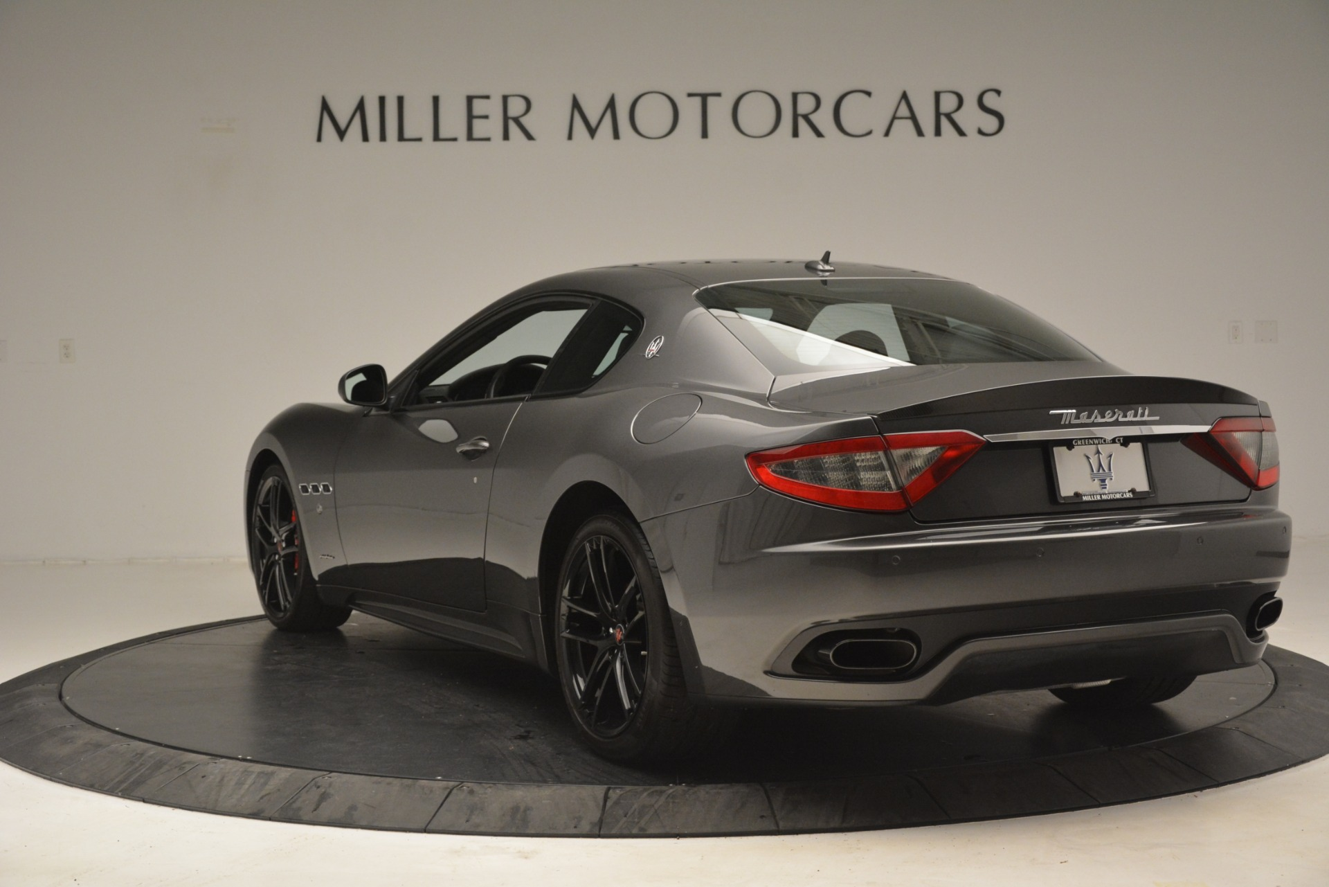 Used 2017 Maserati GranTurismo GT Sport Special Edition For Sale In Westport, CT 665_p5