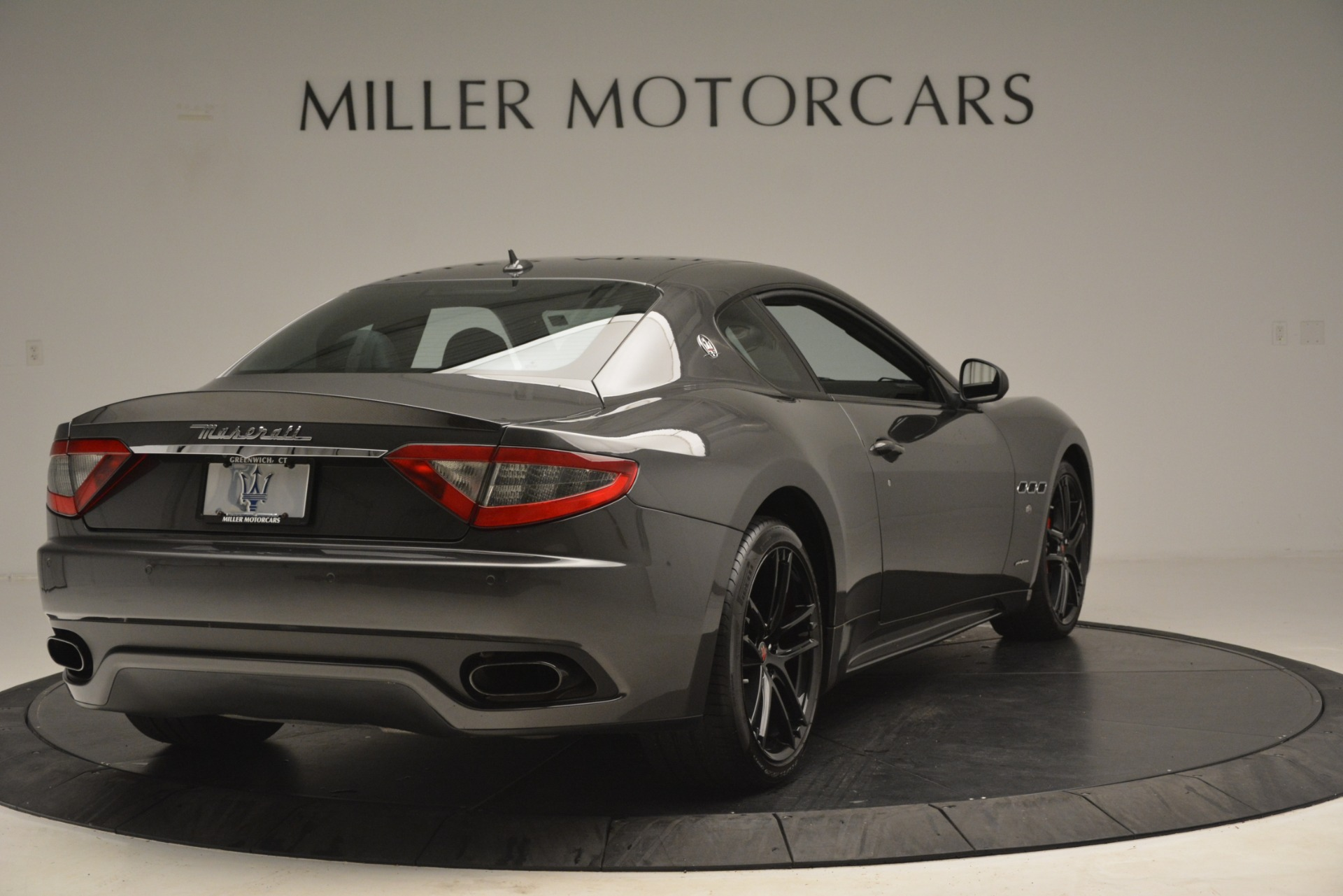 Used 2017 Maserati GranTurismo GT Sport Special Edition For Sale In Westport, CT 665_p7
