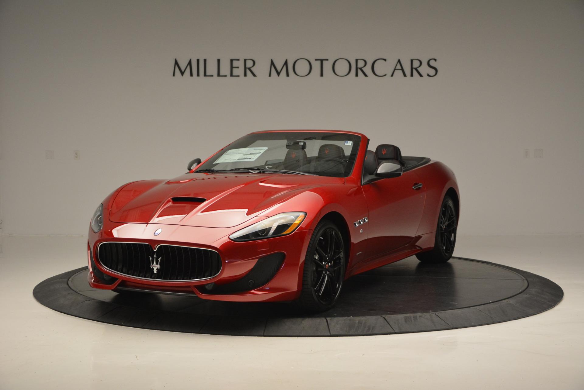 New 2017 Maserati GranTurismo Sport Special Edition For Sale In Westport, CT 666_main