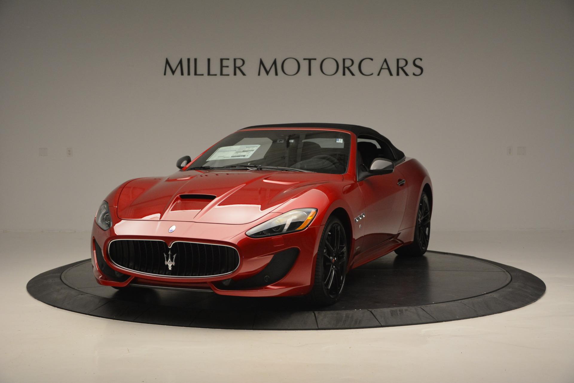 New 2017 Maserati GranTurismo Sport Special Edition For Sale In Westport, CT 666_p2
