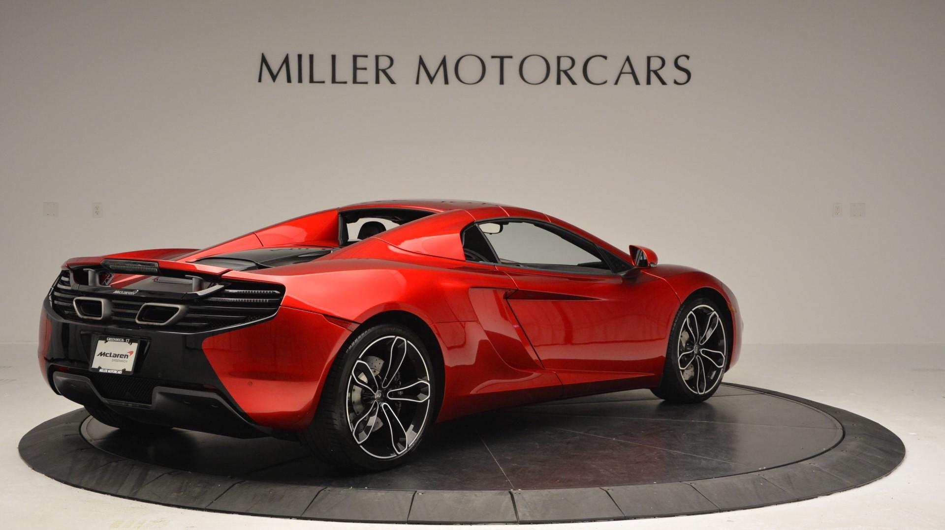 Used 2013 McLaren 12C Spider  For Sale In Westport, CT 67_p19