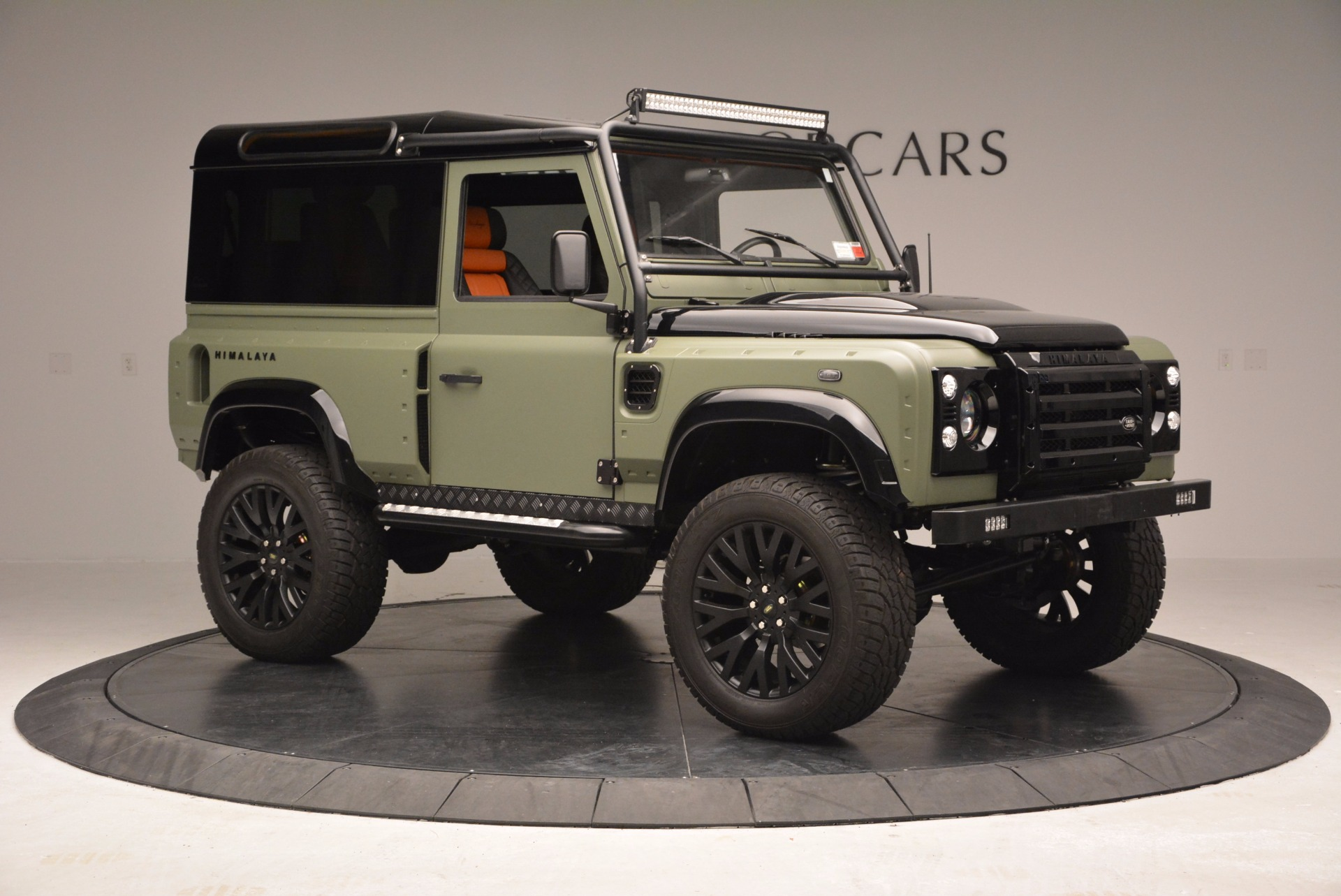 Used 1997 Land Rover Defender 90 For Sale In Westport, CT 670_p10