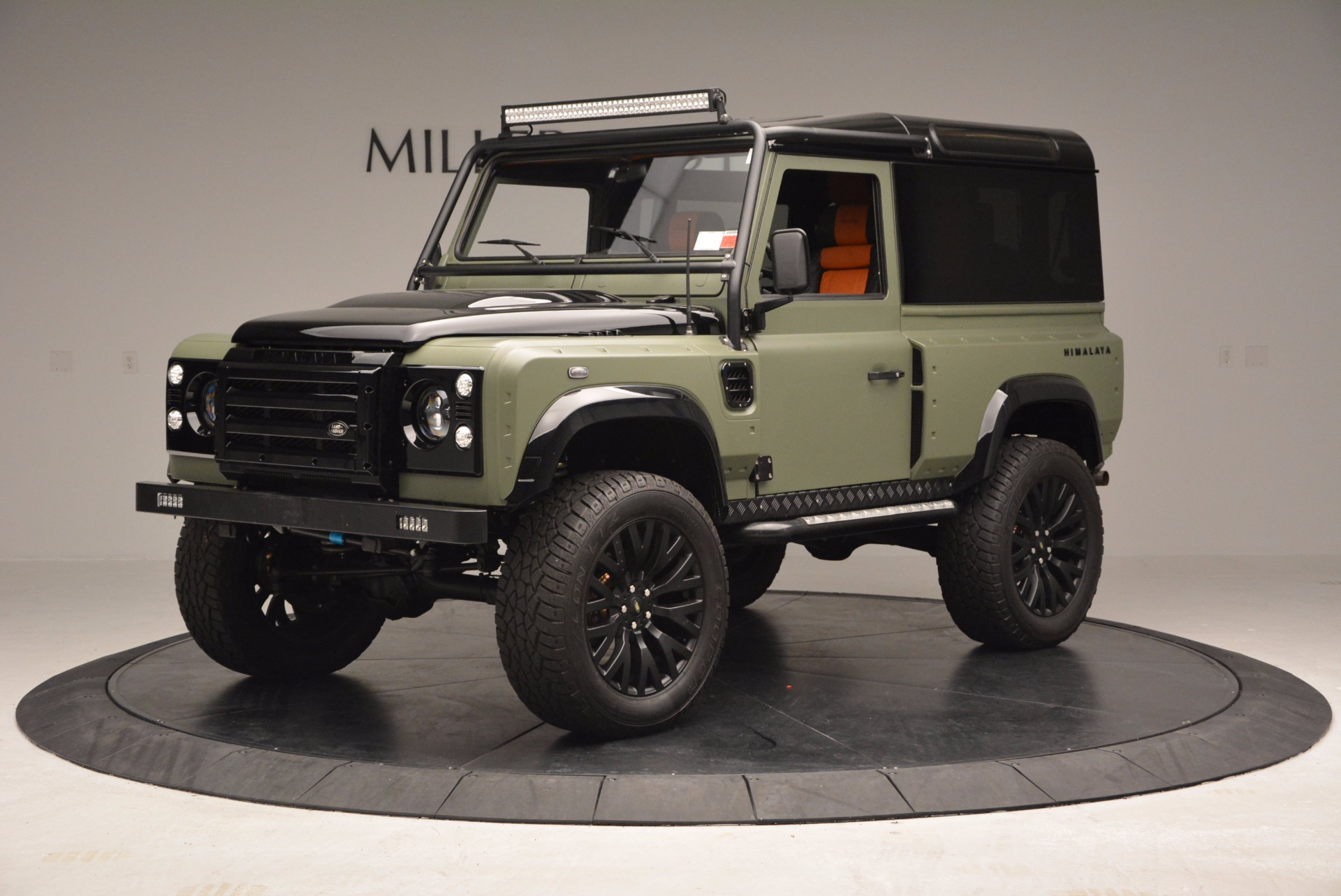 Used 1997 Land Rover Defender 90 For Sale In Westport, CT 670_p2
