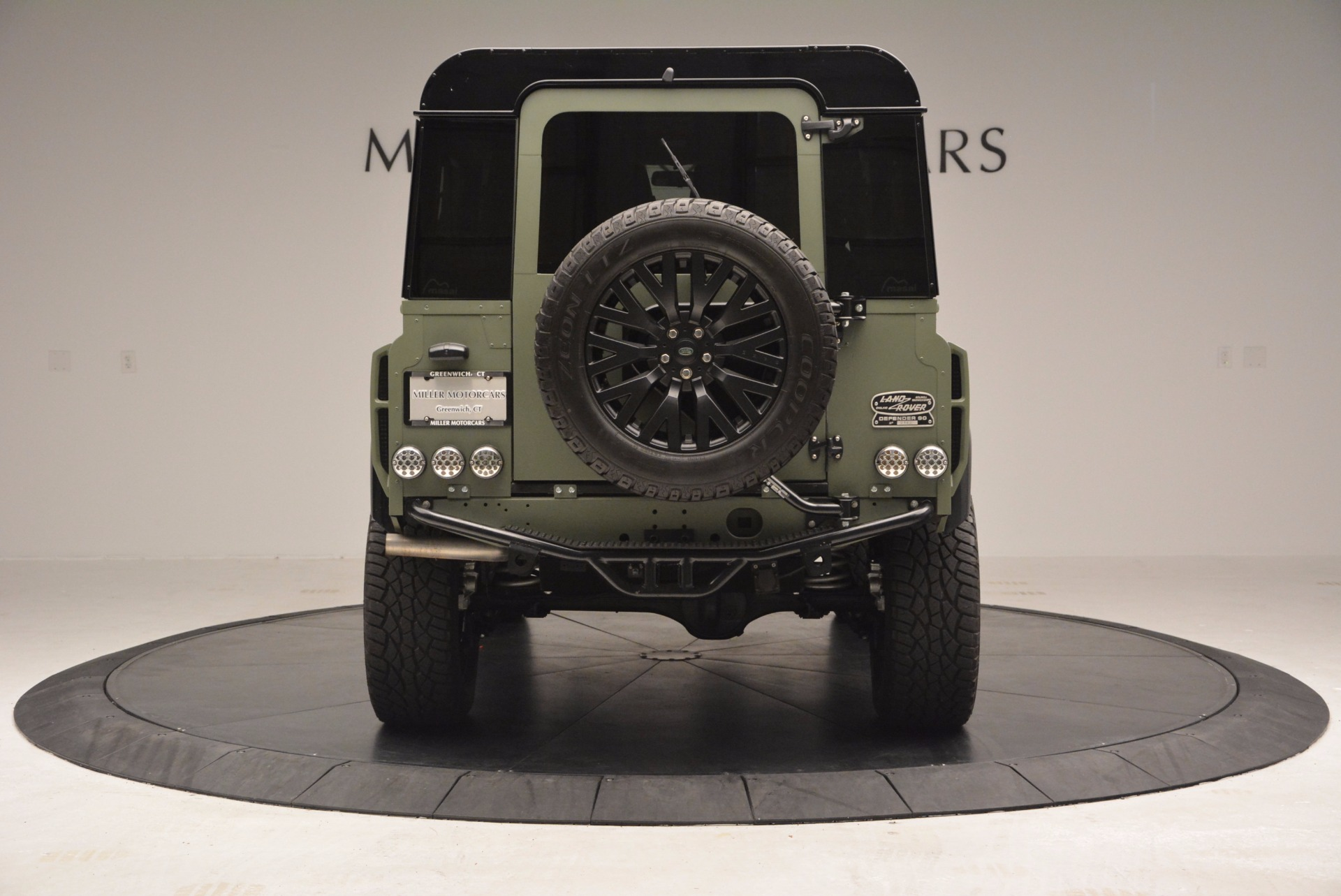 Used 1997 Land Rover Defender 90 For Sale In Westport, CT 670_p6