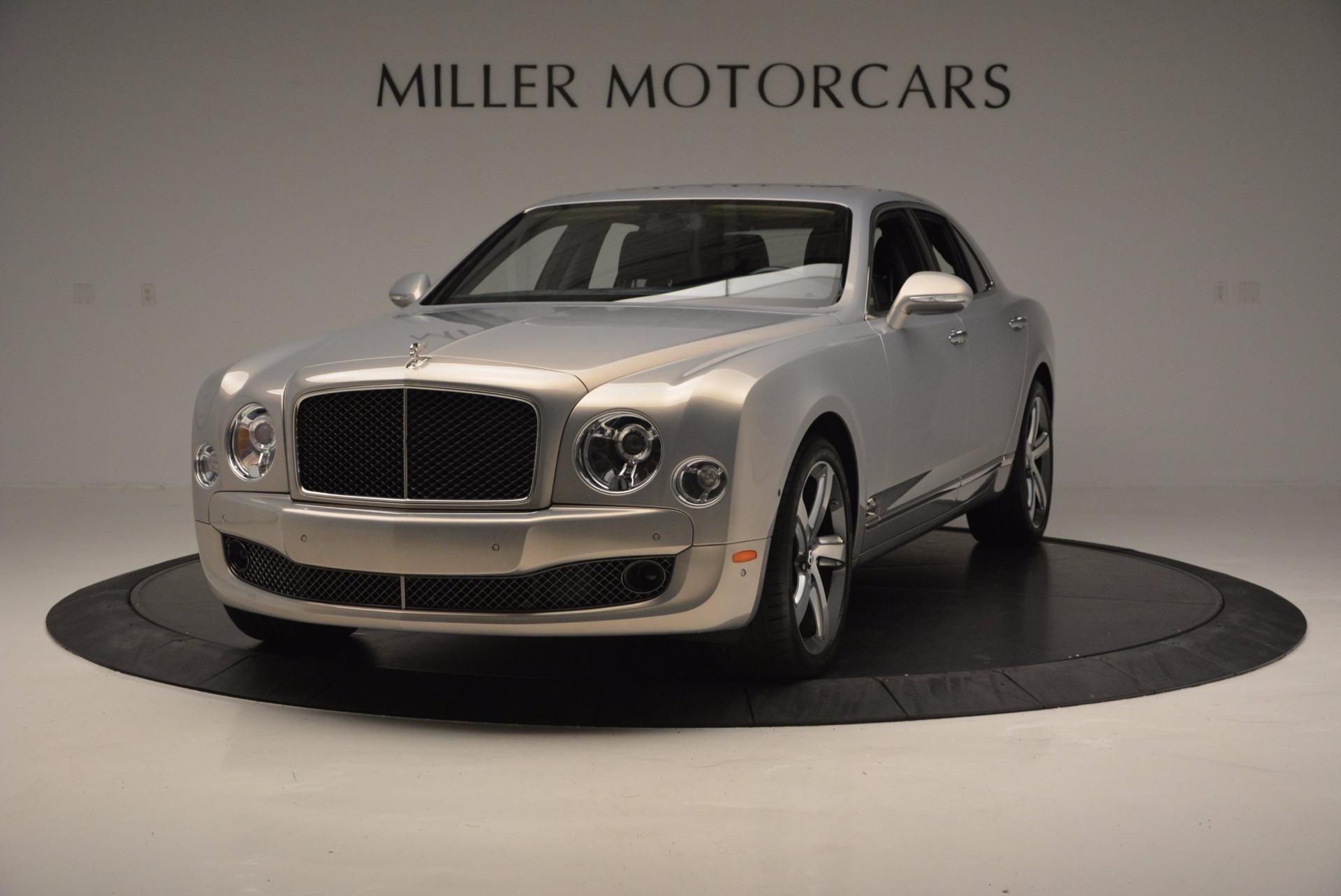 Used 2016 Bentley Mulsanne Speed For Sale In Westport, CT 671_main