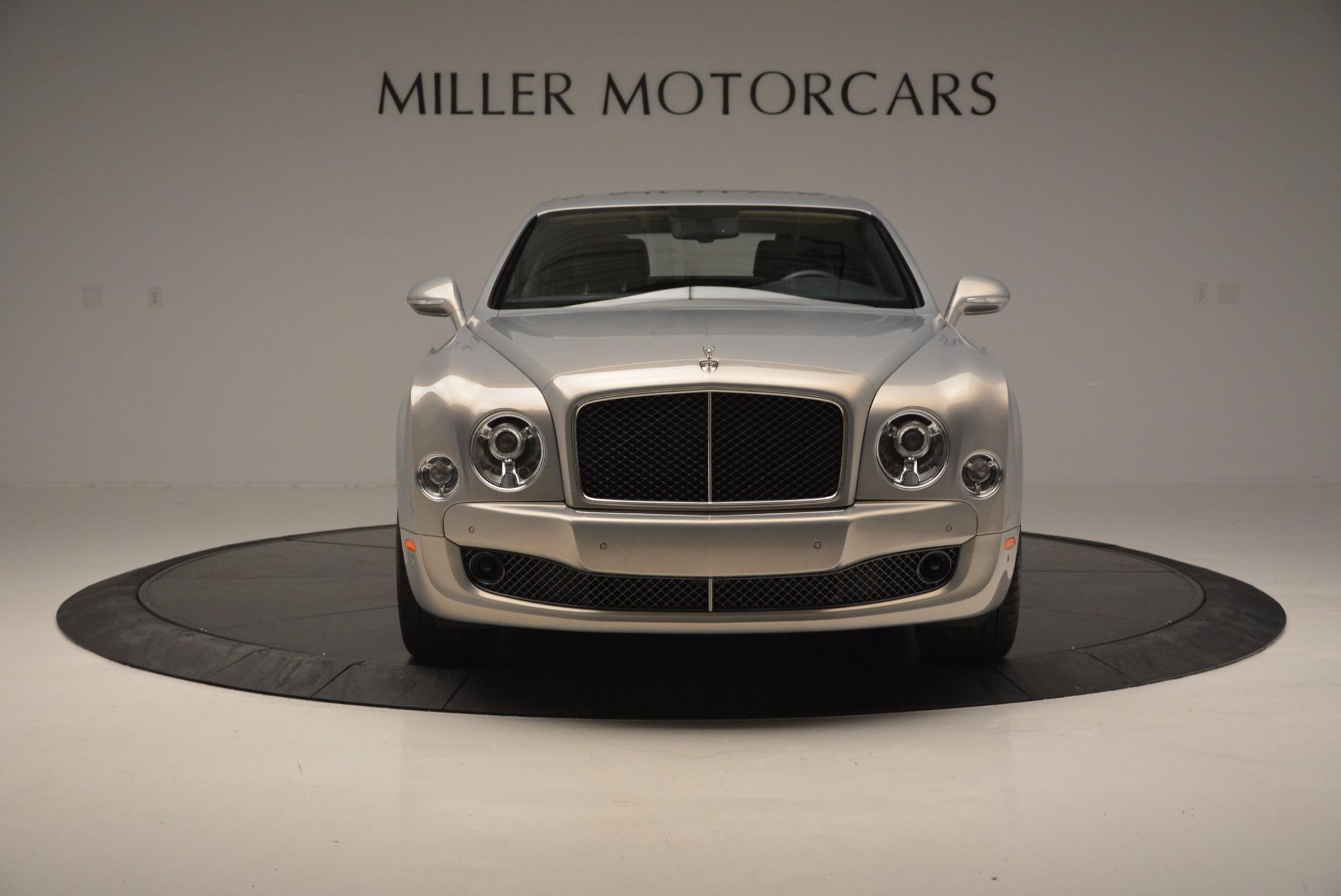 Used 2016 Bentley Mulsanne Speed For Sale In Westport, CT 671_p13