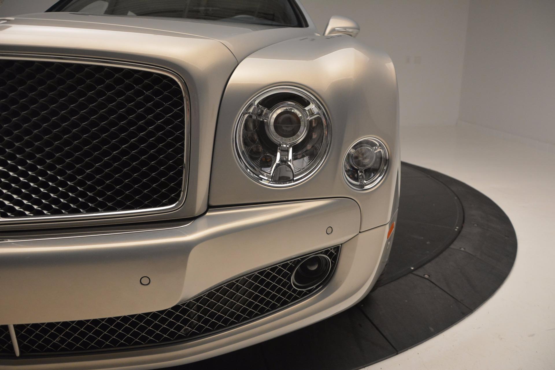 Used 2016 Bentley Mulsanne Speed For Sale In Westport, CT 671_p16